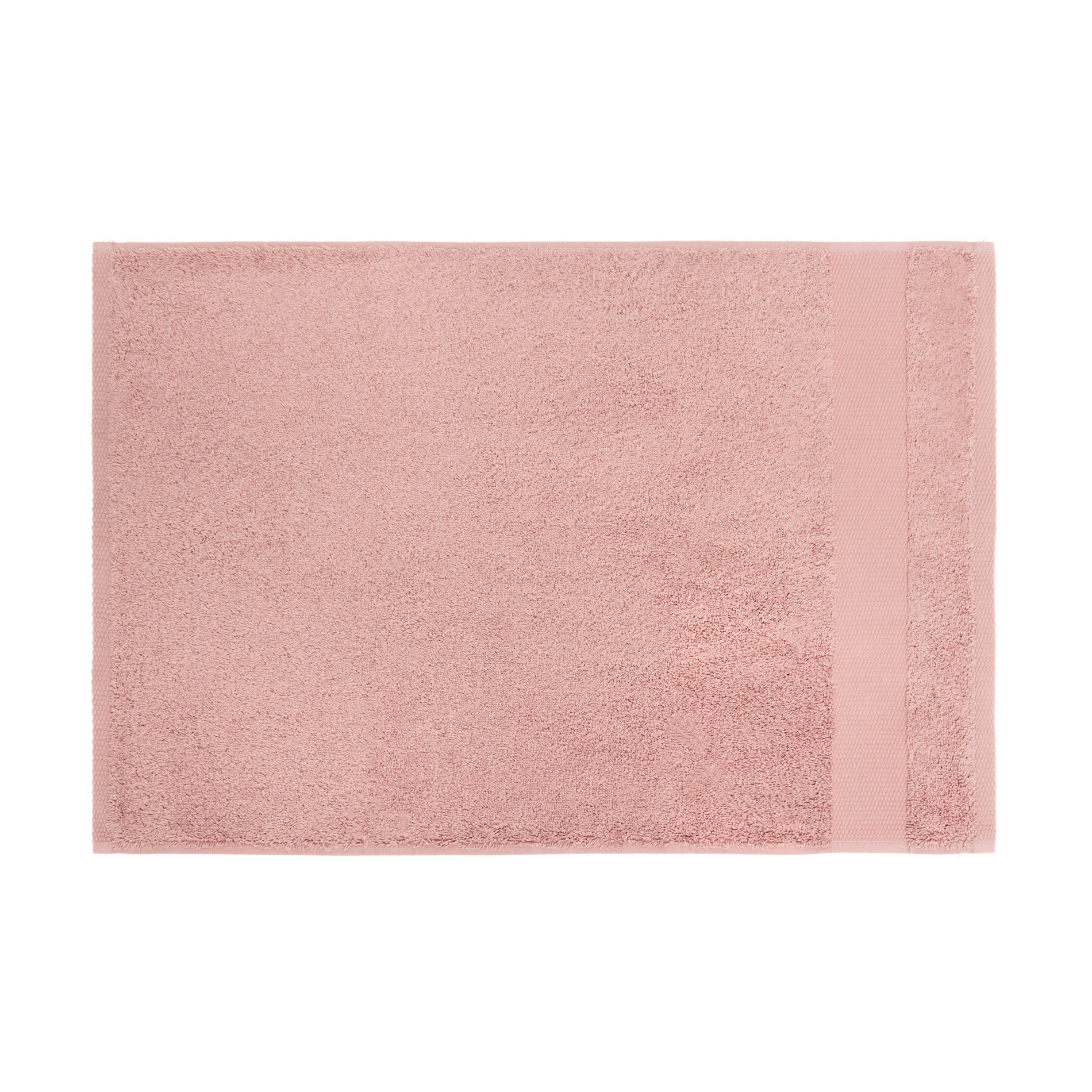 Asciugamano spugna di puro cotone Zefiro, Viola malva, large image number 2
