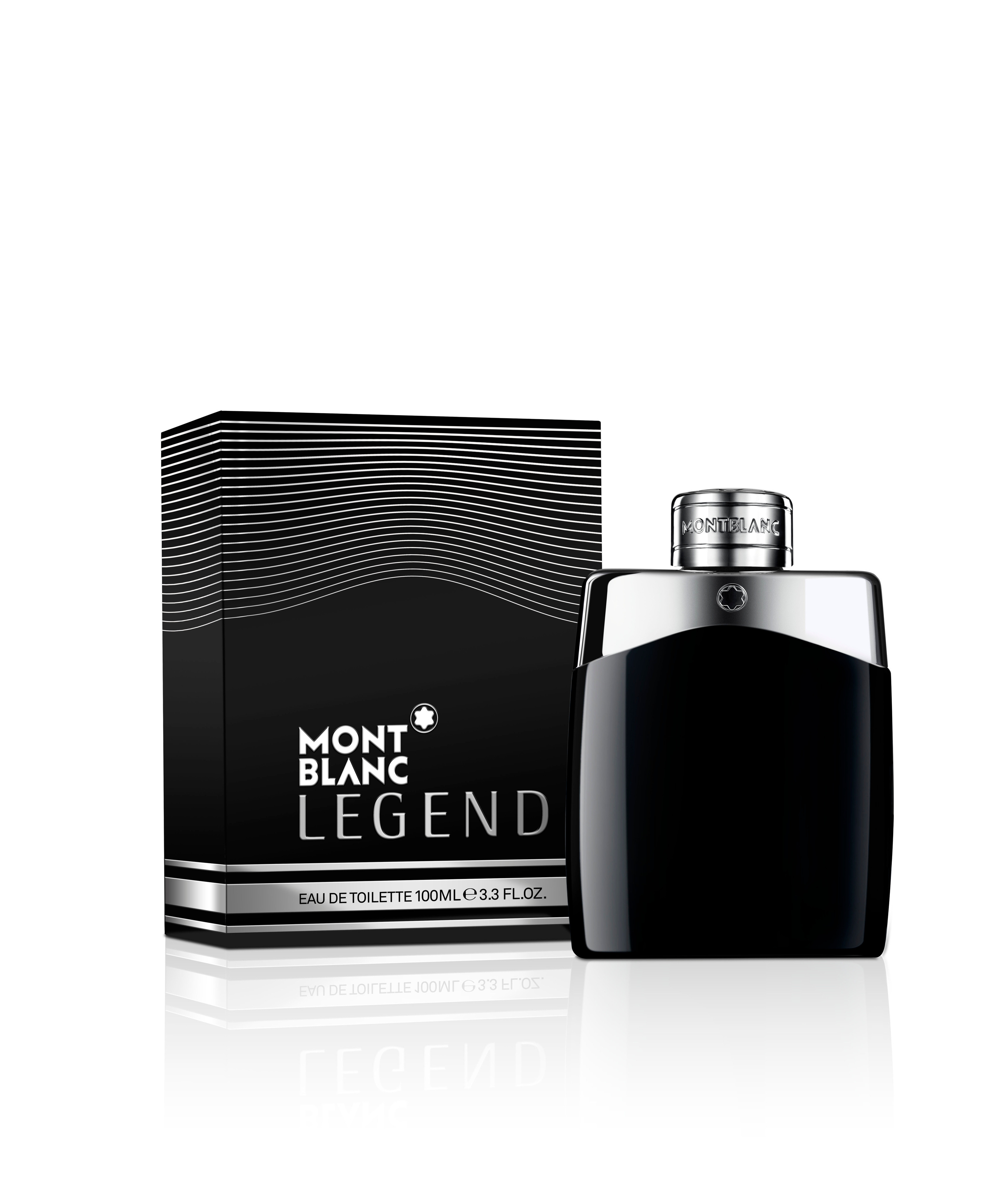 Montblanc Legend Eau de Toilette 100 ml, Nero, large image number 1