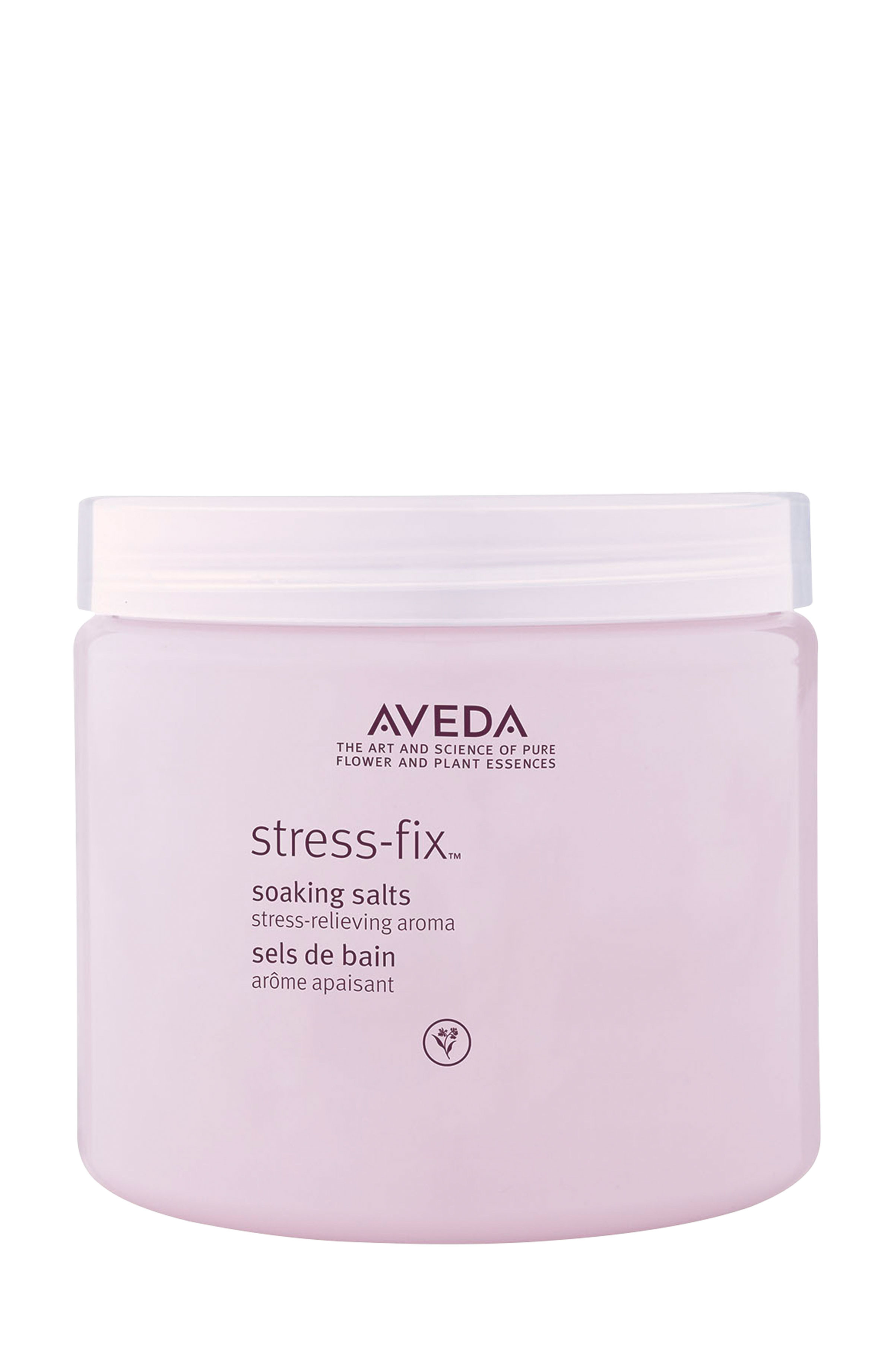 Aveda crema corpo stress-fix 200 ml, Viola, large image number 0