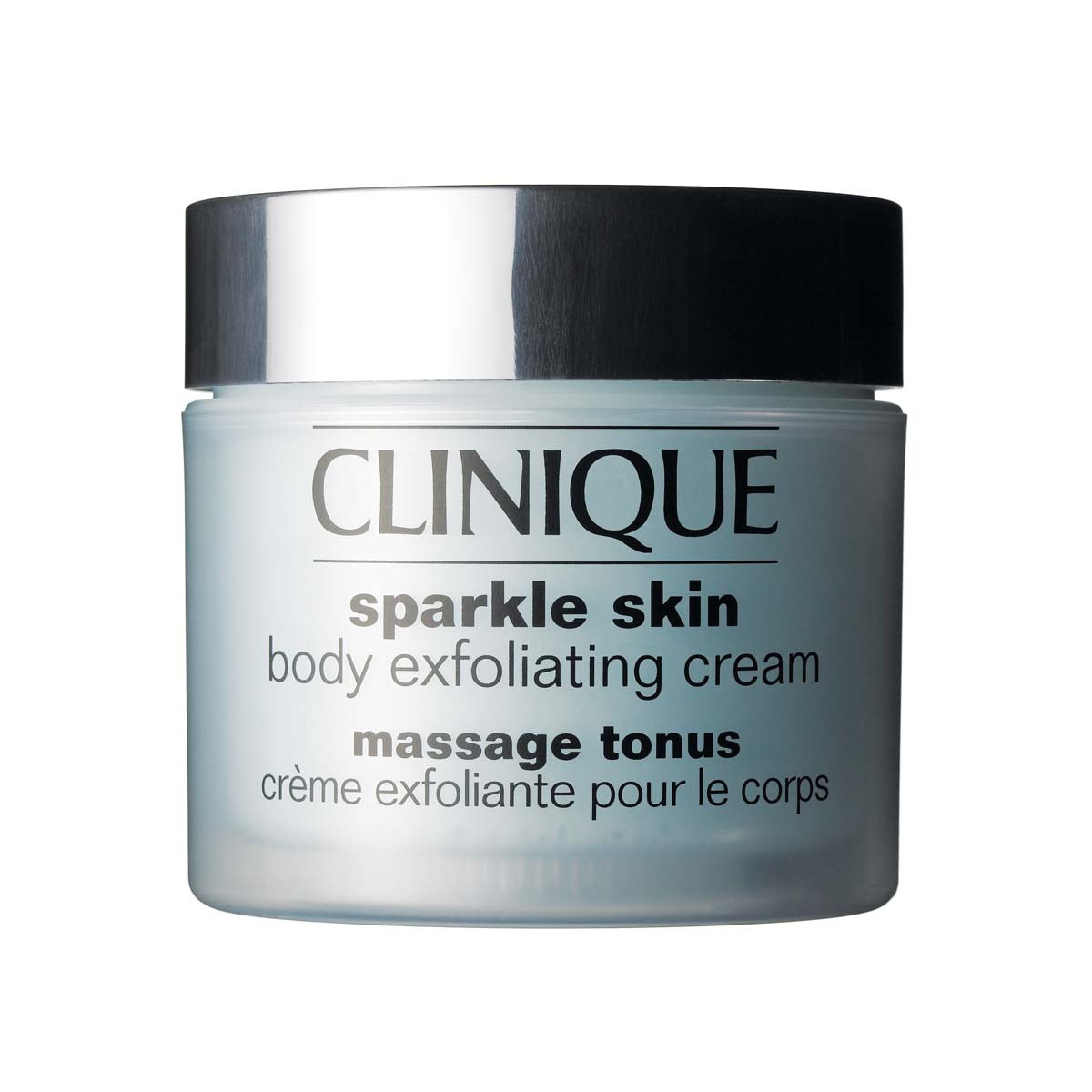 Clinique sparkle skin body exfoliating cream 250 ml, Azzurro, large image number 0