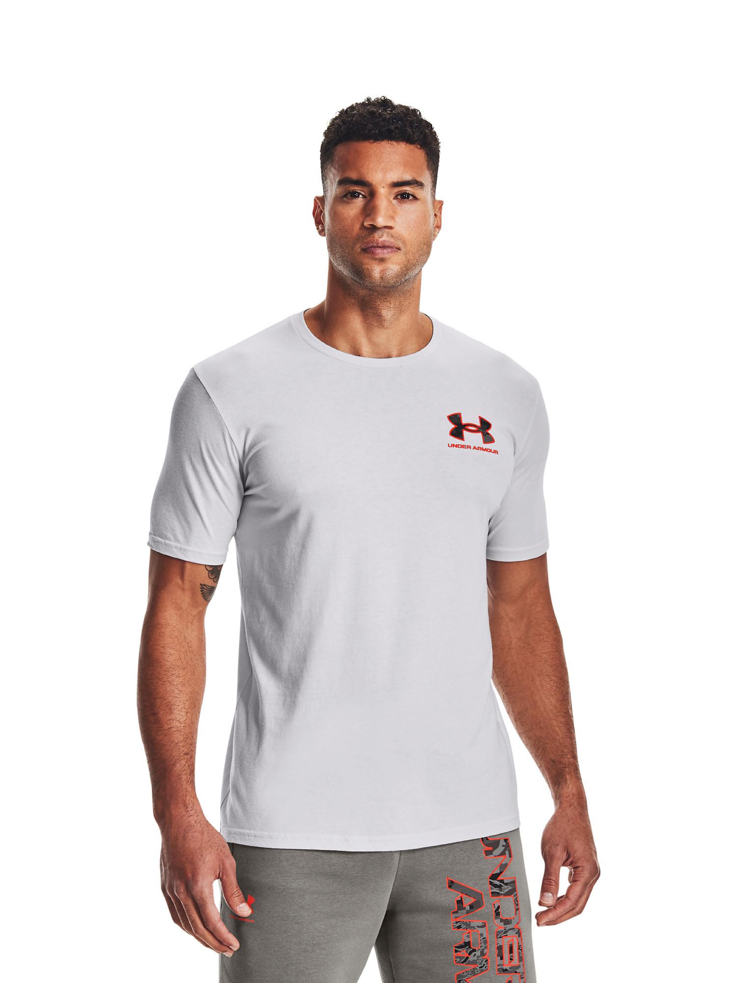 T-shirt sportiva uomo , Grigio, large image number 2