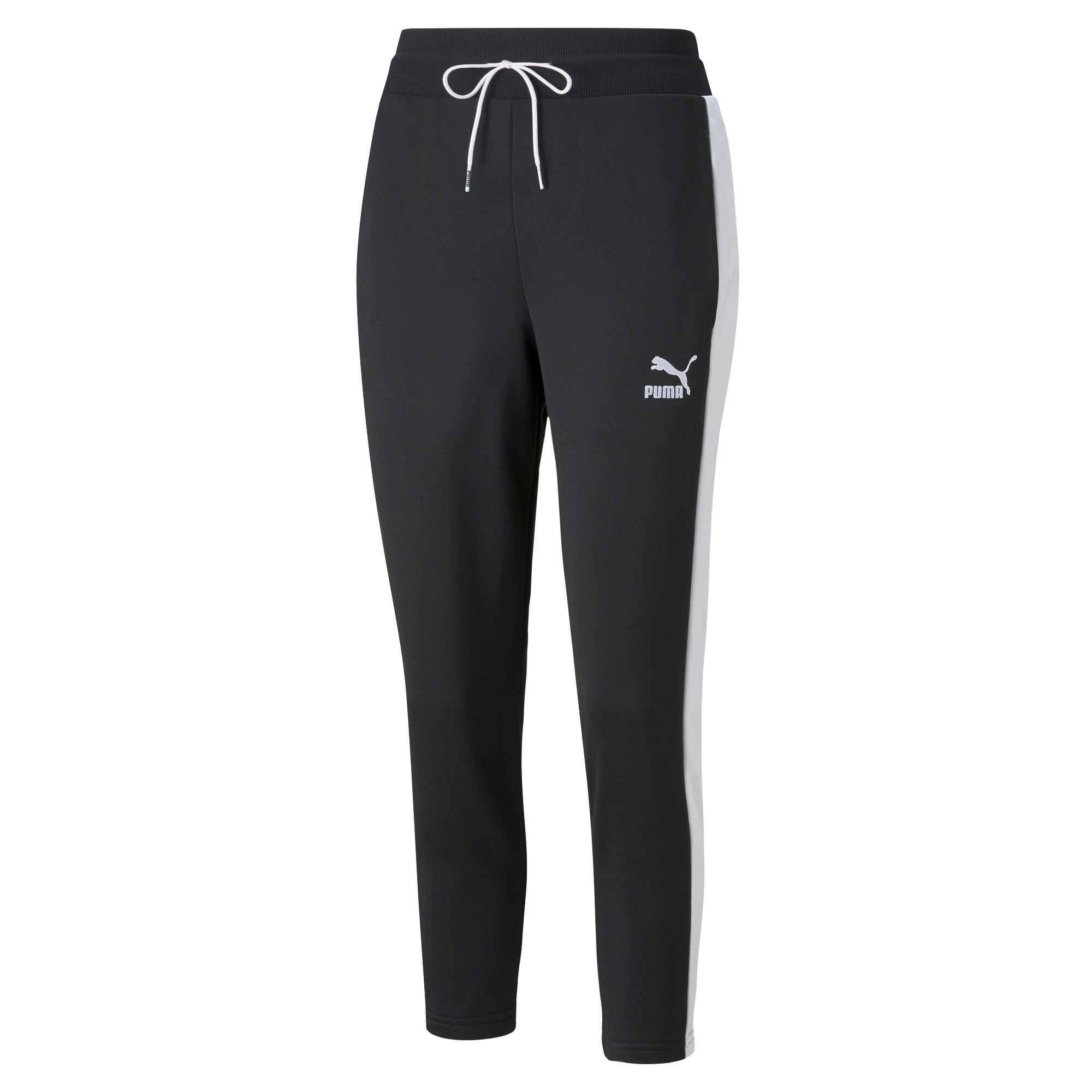 Pantaloni tuta donna Iconic T7, Nero, large image number 0