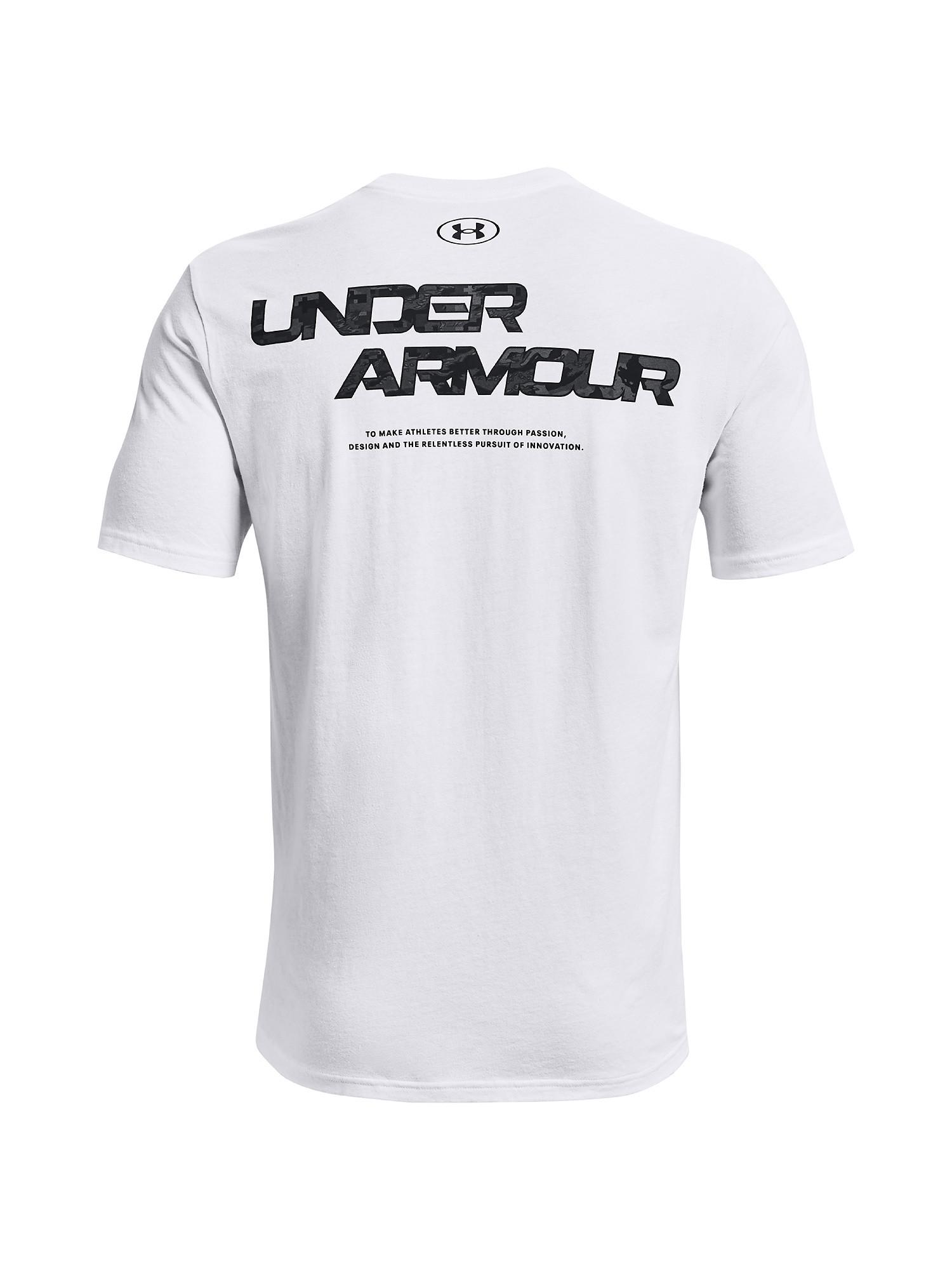 T-shirt sportiva uomo , Bianco, large image number 1