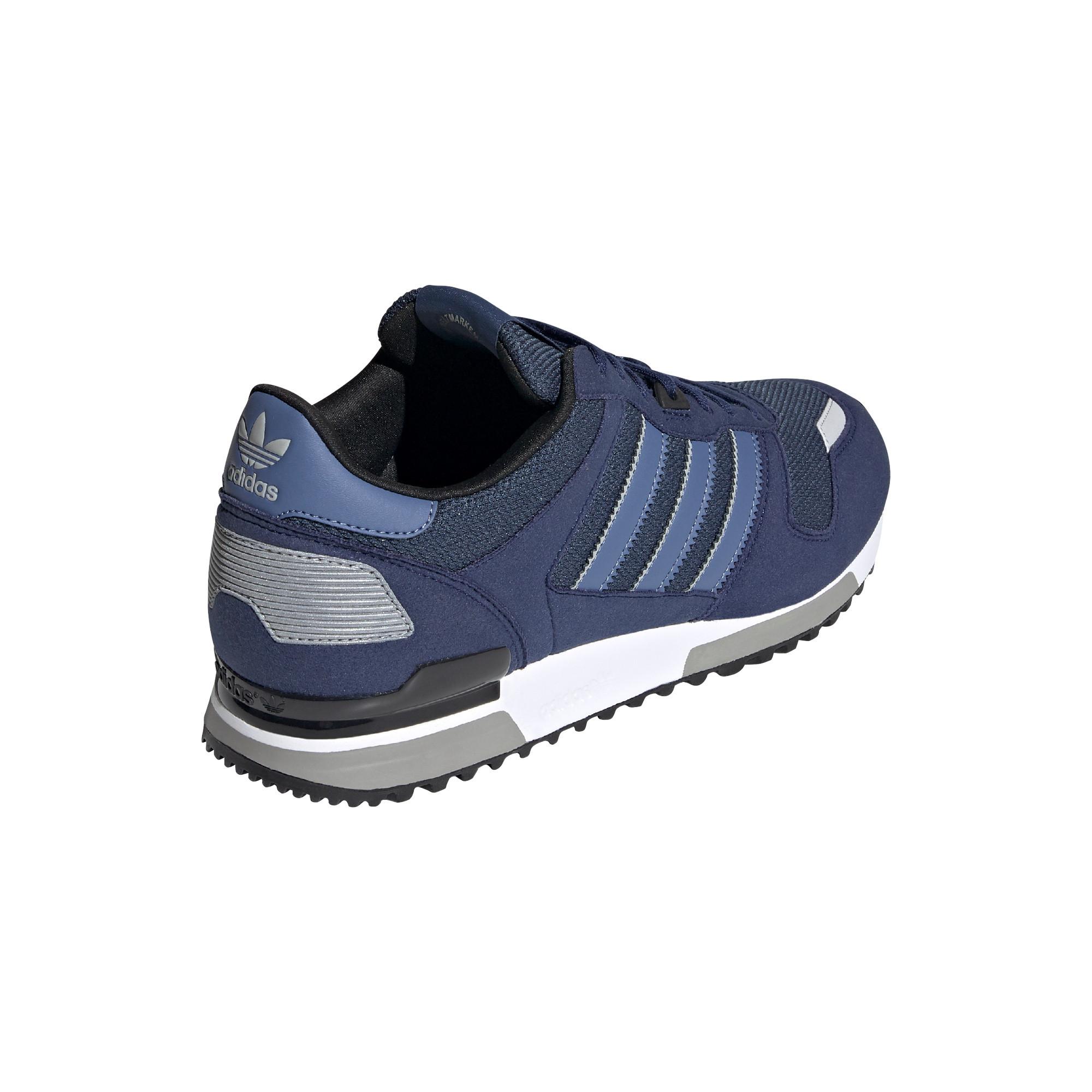 Scarpe uomo ZX 700, Blu scuro, large image number 4