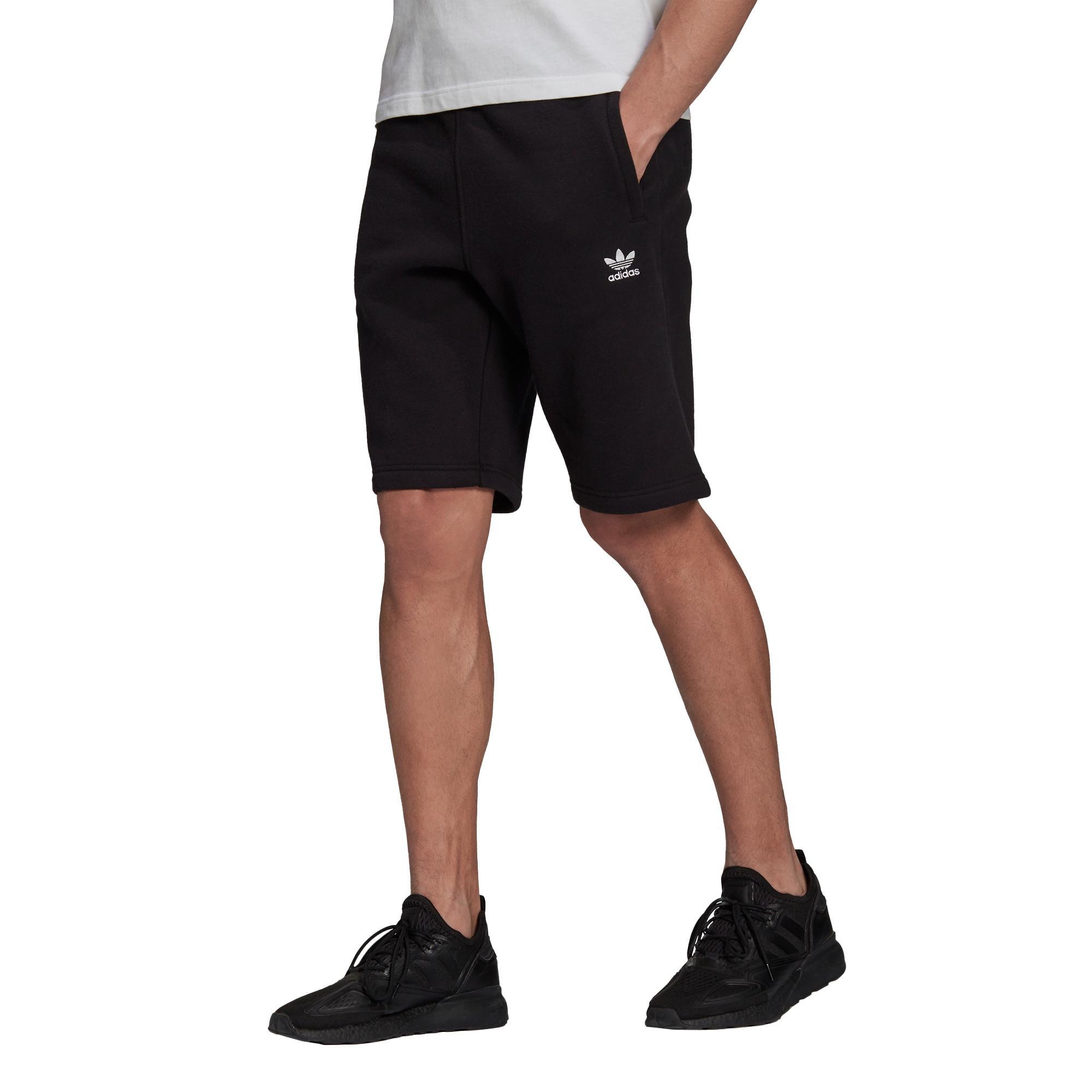 Shorts adicolor Essentials Trefoil, Nero, large image number 1