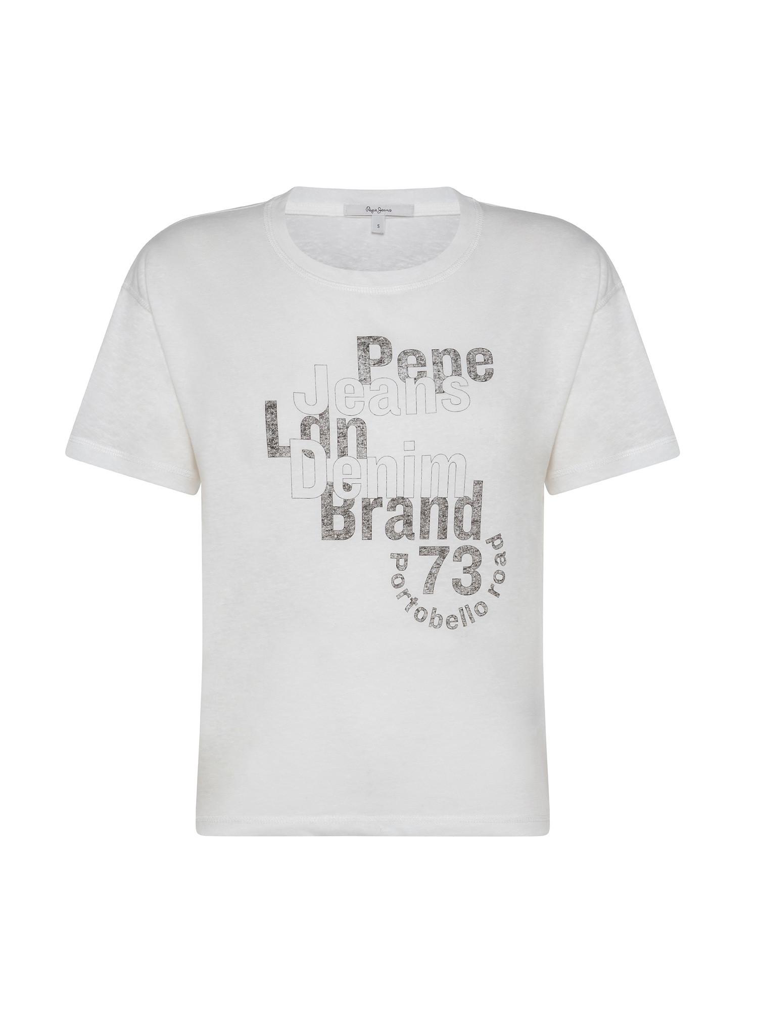 T-Shirt donna Amaya, Beige, large image number 0