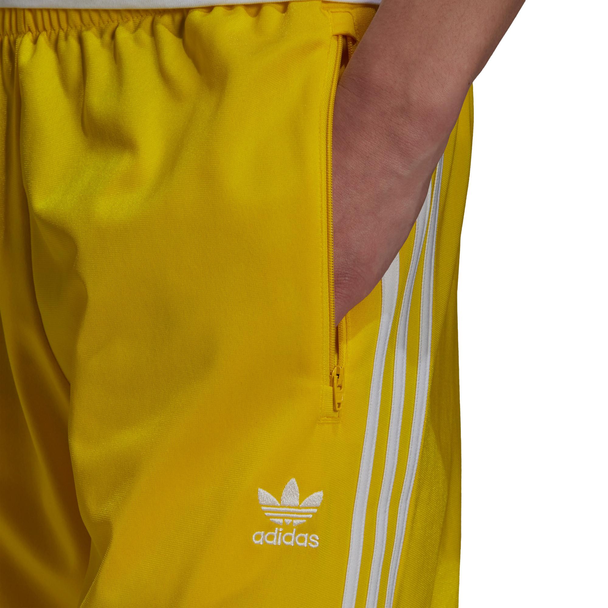 Pantaloni tuta uomo adicolor Classics Firebird Primeblue, Giallo, large image number 1