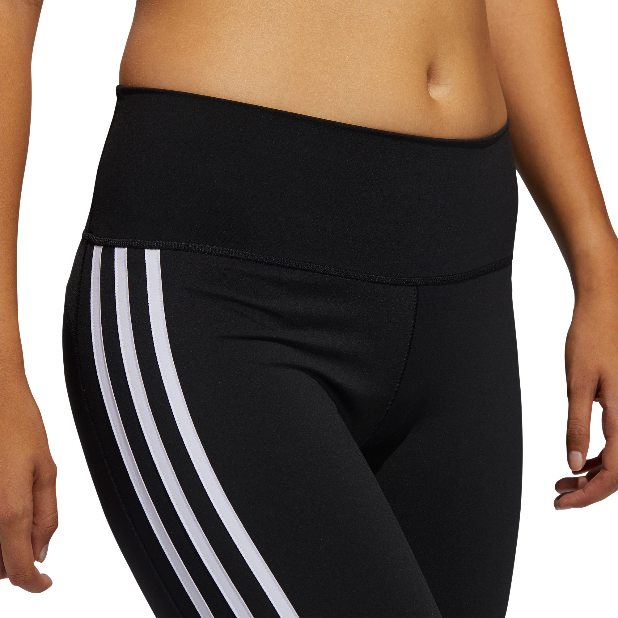 Tight 7/8 Believe This 2.0 3-Stripes, Nero, large image number 6