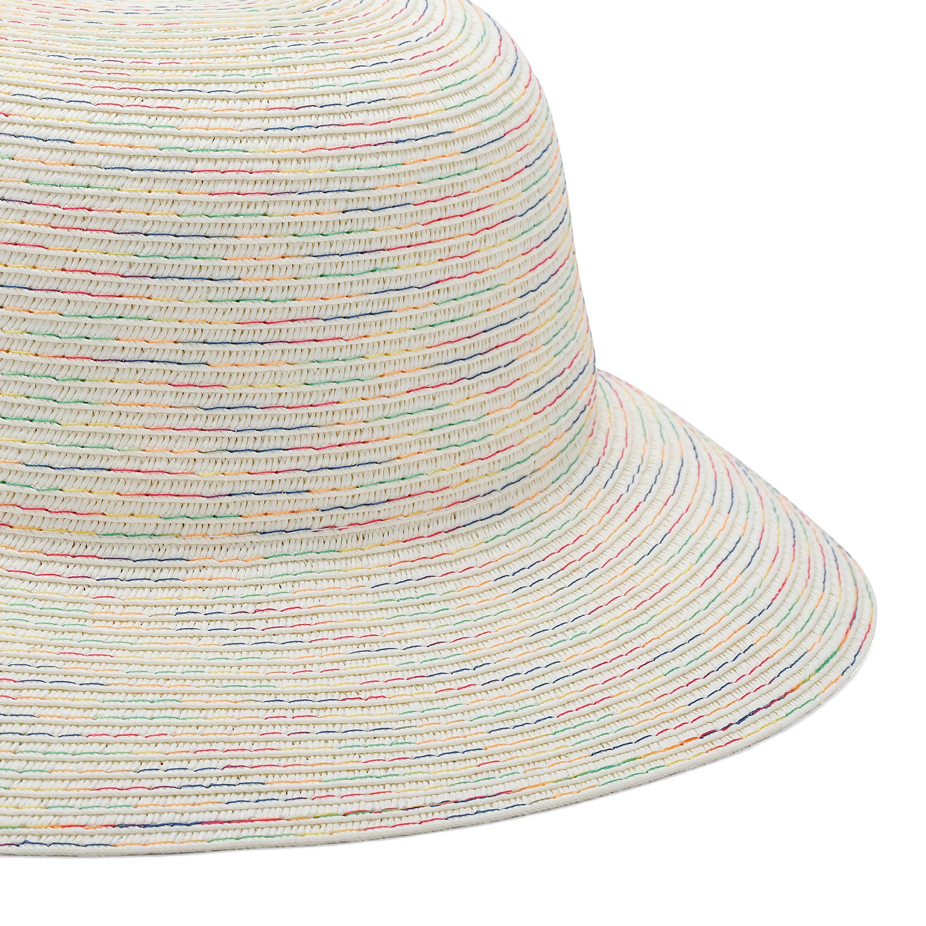 Cappello multicolore Koan, Bianco, large image number 1