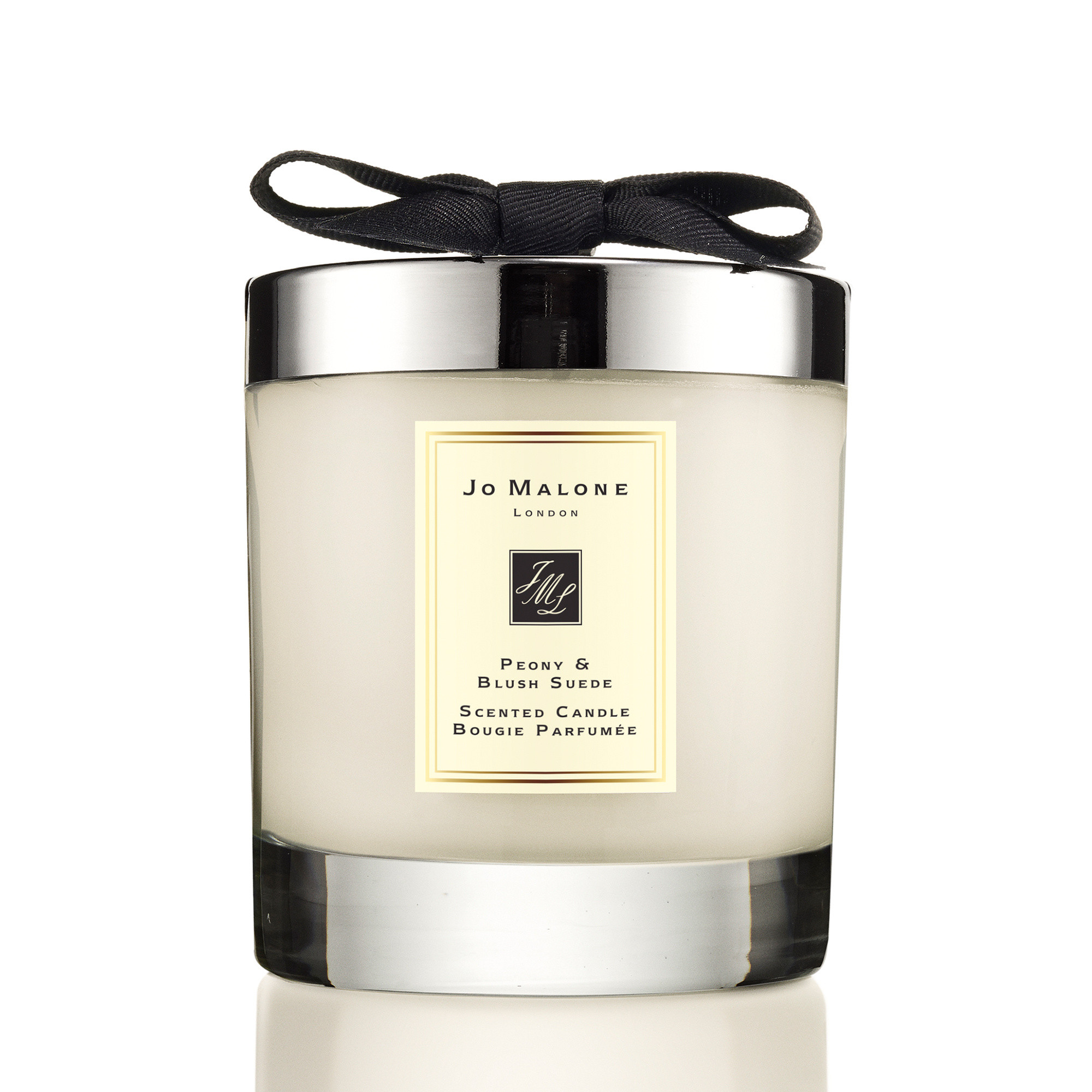 Jo Malone London peony & blush suede home candle 200 g, Nero, large image number 0