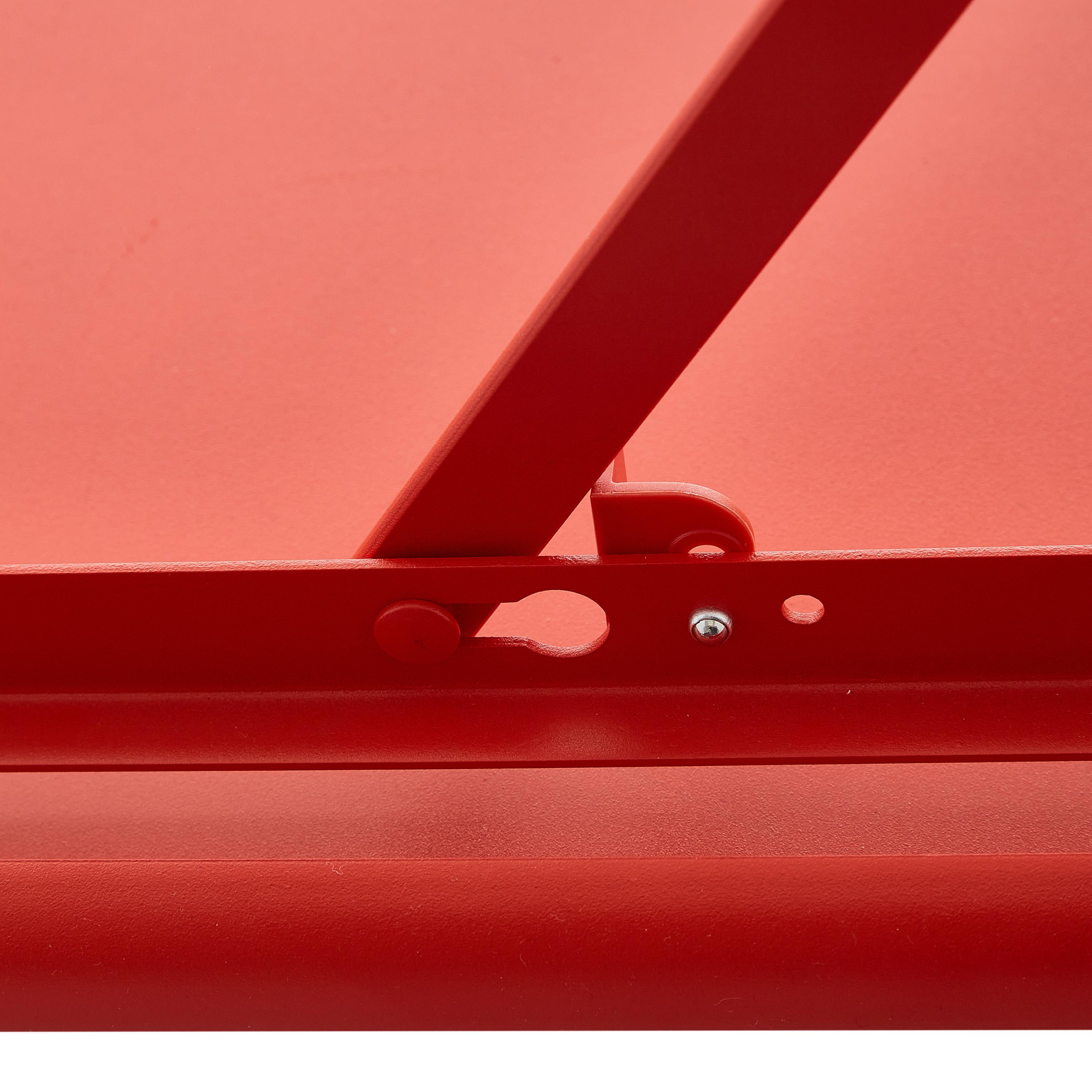 EMU Set tavolo e 2 sedie pieghevoli Arc en Ciel, Rosso, large image number 2
