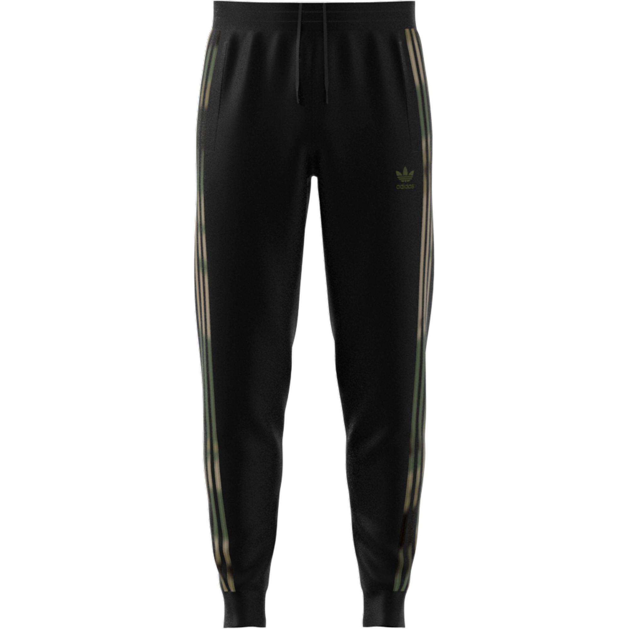 Pantaloni tuta Camo Stripes, Multicolor, large image number 0