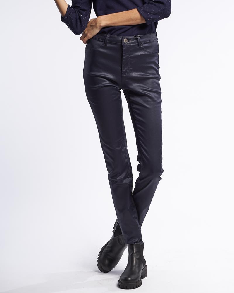 Pantaloni, Blu, large image number 2