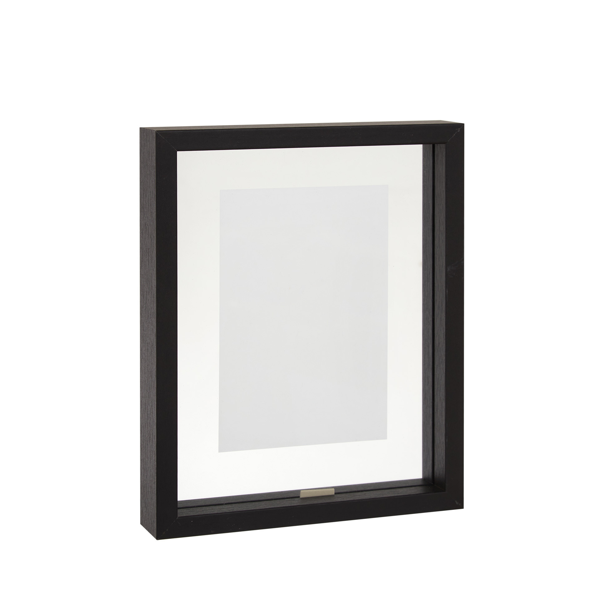 Portafoto cornice colorata, Nero, large image number 0