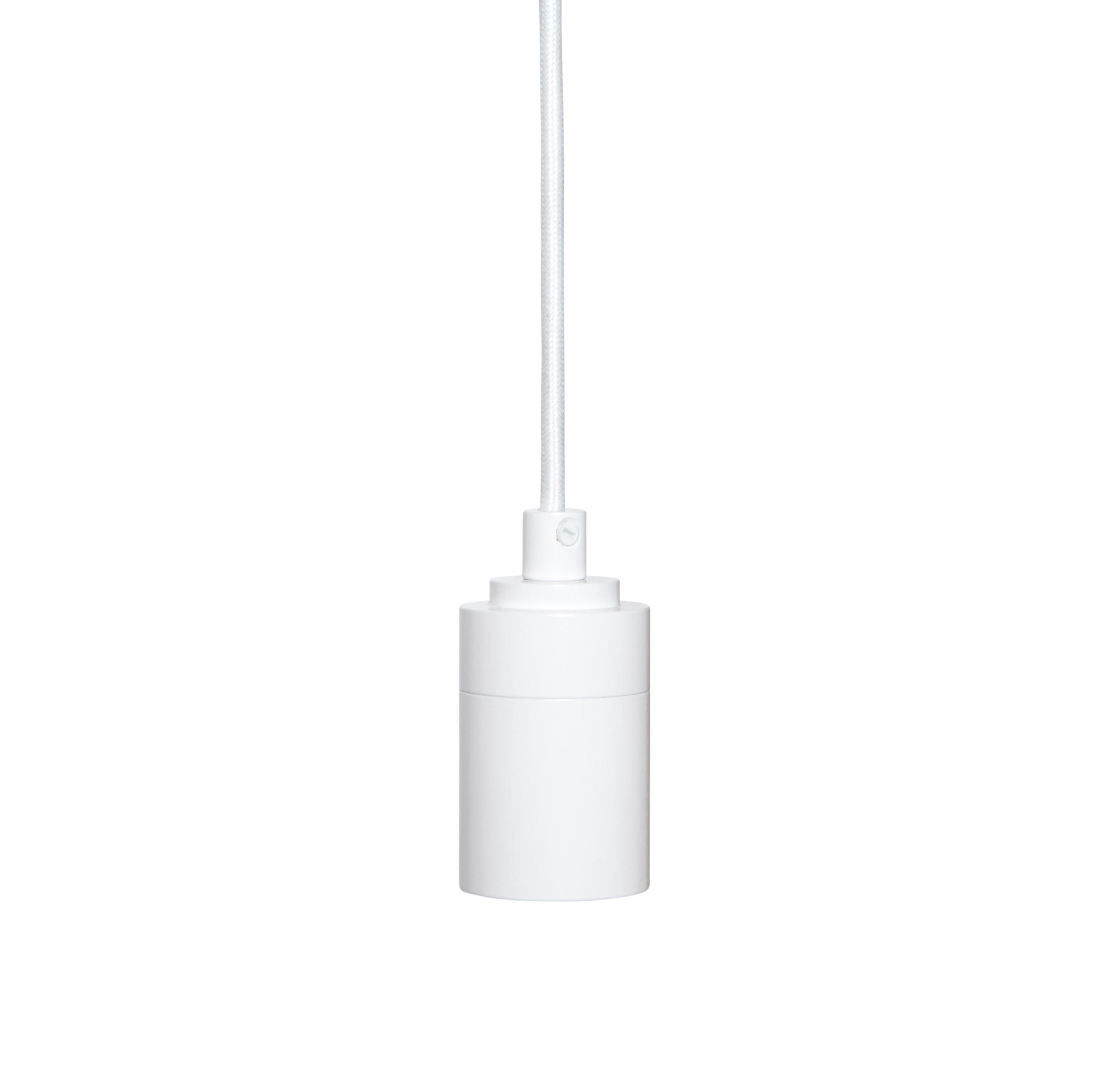 Sospensione Elegance LEDbyLED, Bianco, large image number 1