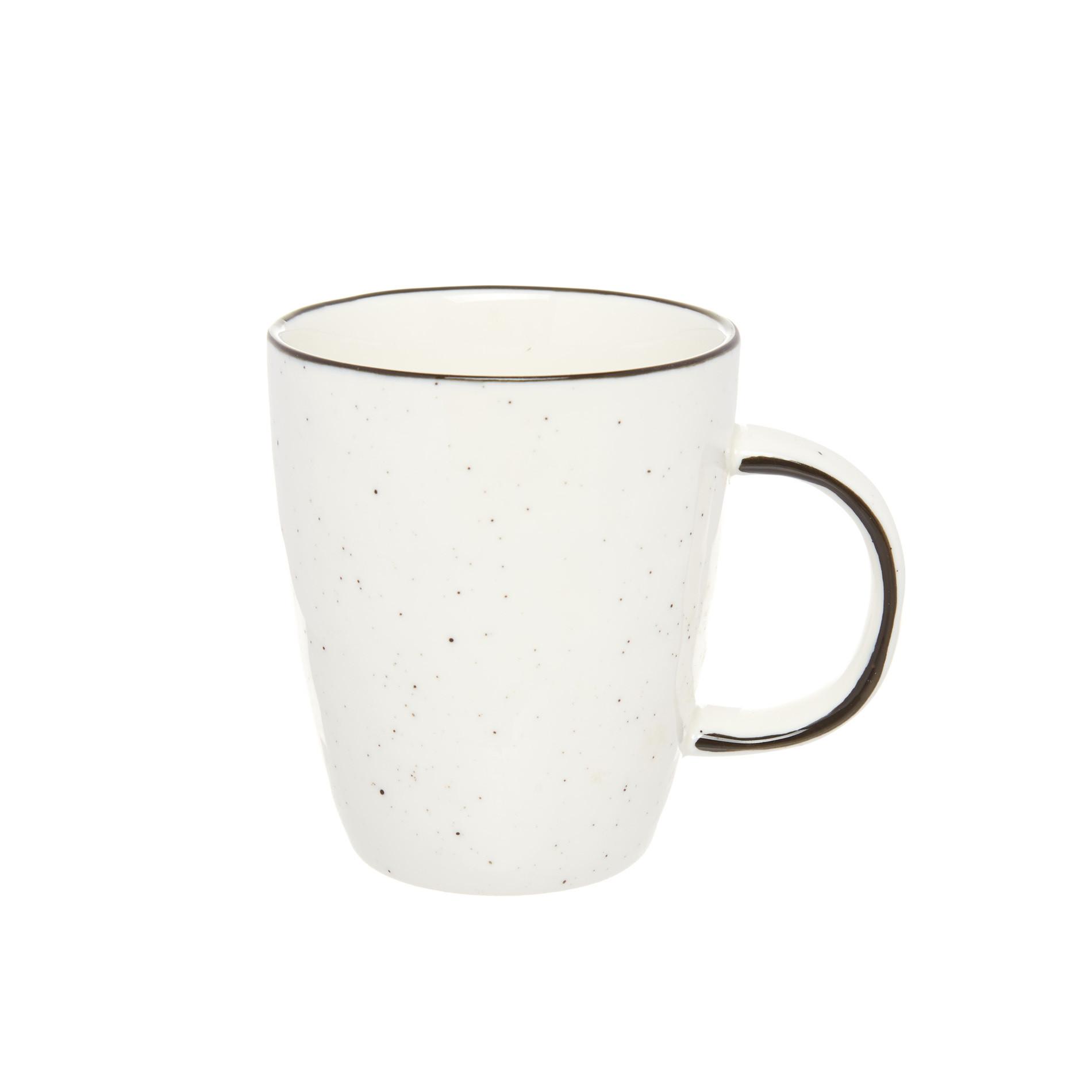 Mug porcellana Ginevra, Bianco, large image number 0