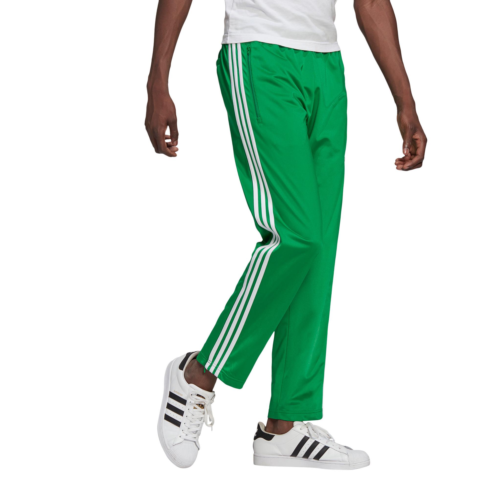 Pantaloni tuta adicolor classics, Verde, large image number 2