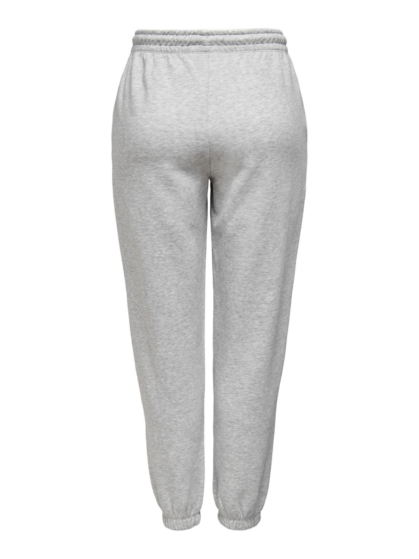 Pantaloni tuta donna, Grigio, large image number 1