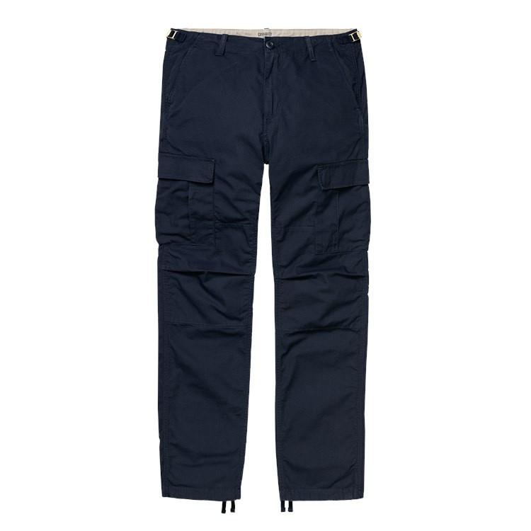 Pantaloni aviatore, Blu scuro, large image number 0