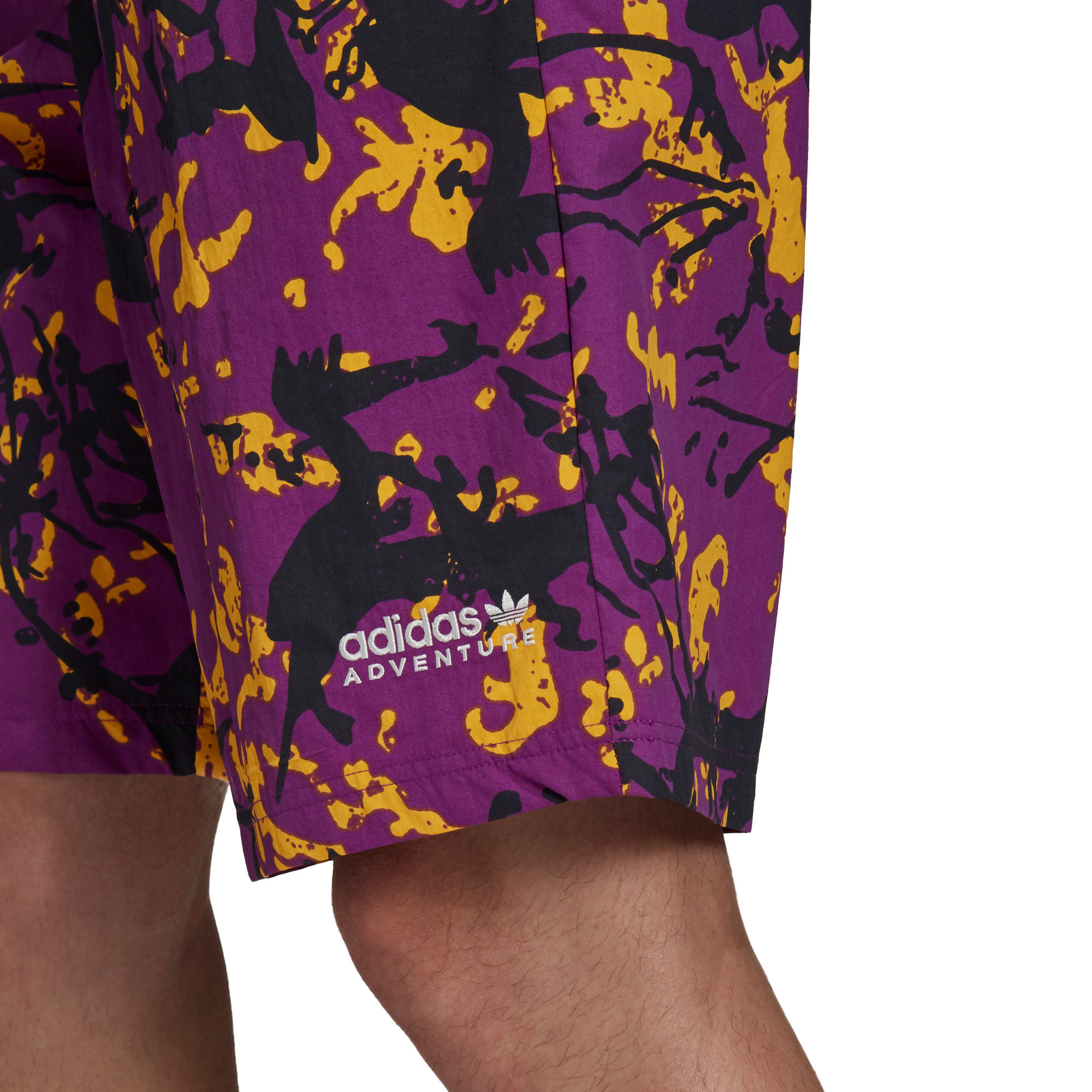 Shorts adidas Adventure Archive Printed Woven, Multicolor, large image number 2
