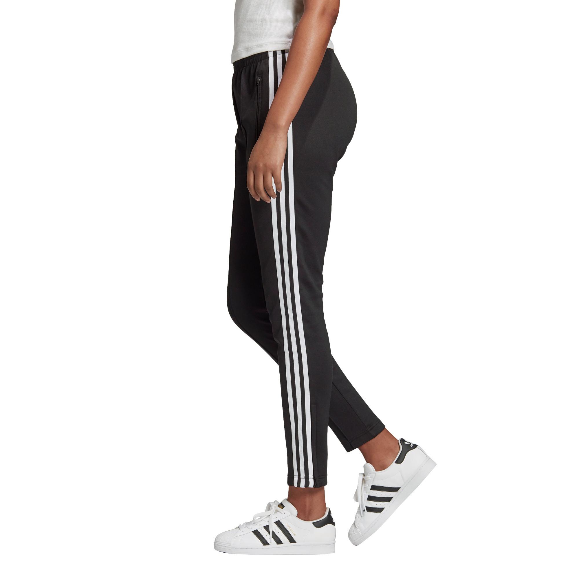 Pantaloni tuta Primeblue SST, Bianco/Nero, large image number 6