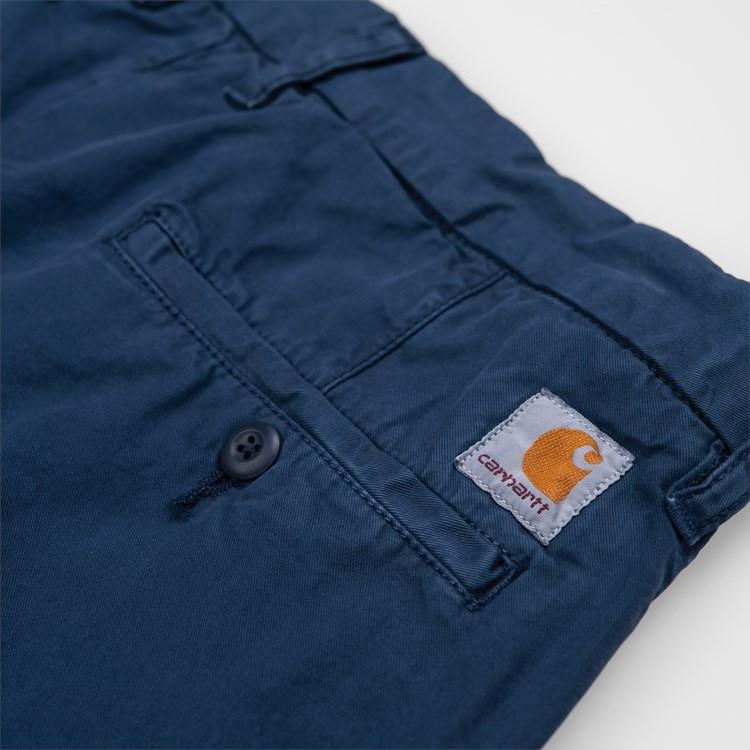 Shorts Johnson, Blu scuro, large image number 3