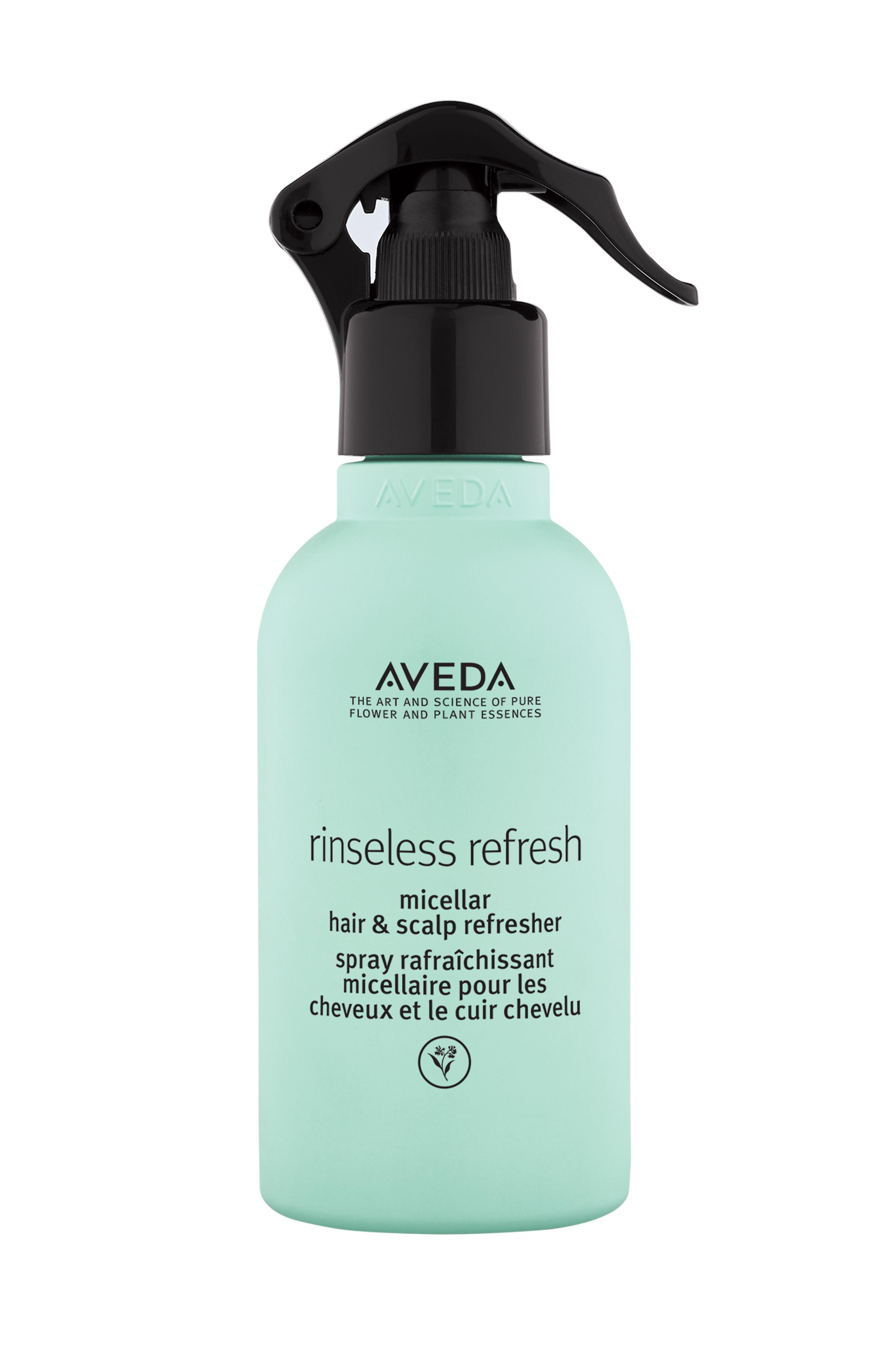 Aveda detergente micellare capelli e cuoio capelluto senza risciacquo  200 ml, Azzurro, large image number 0
