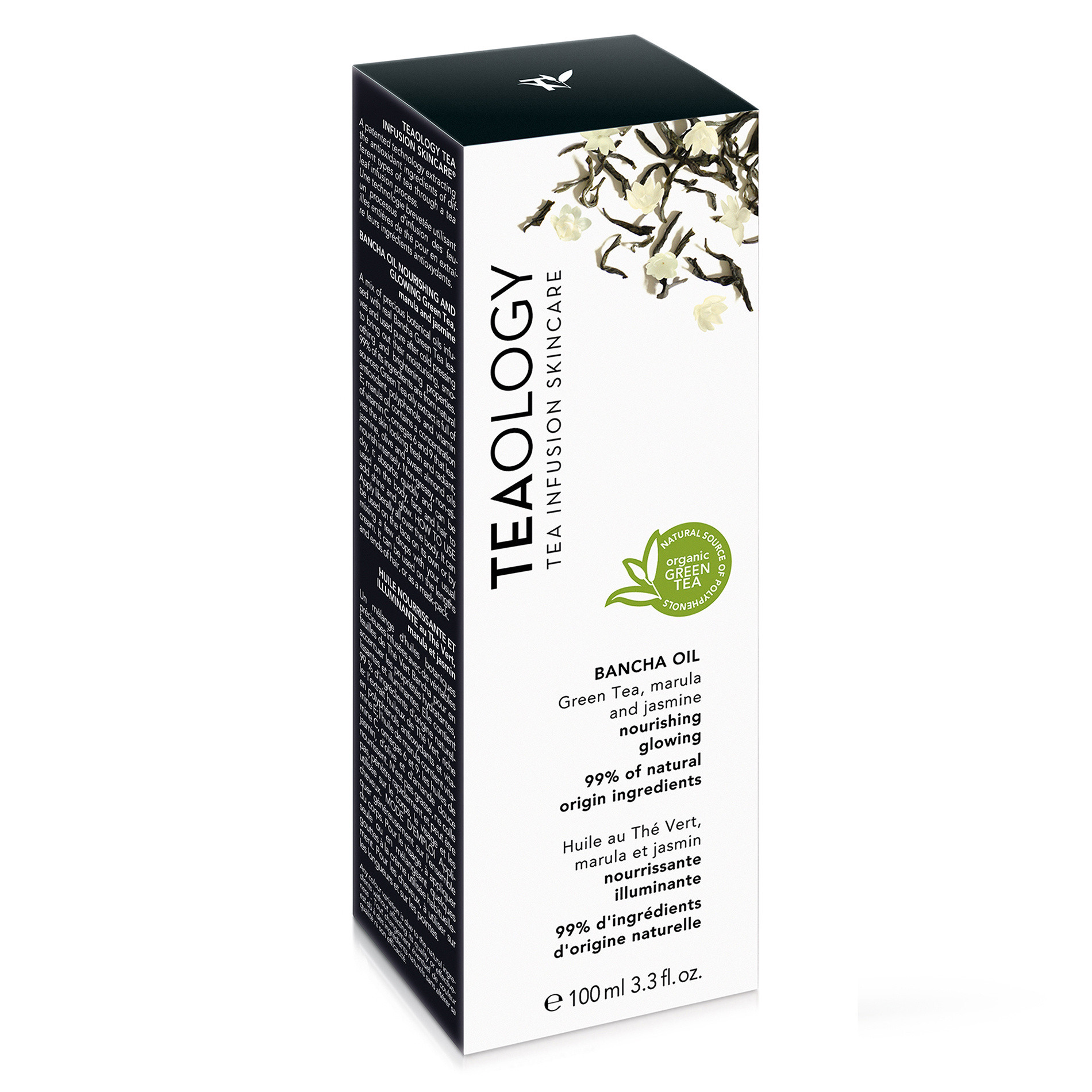 Teaology Bancha Oil 100 ml, Bianco, large image number 0