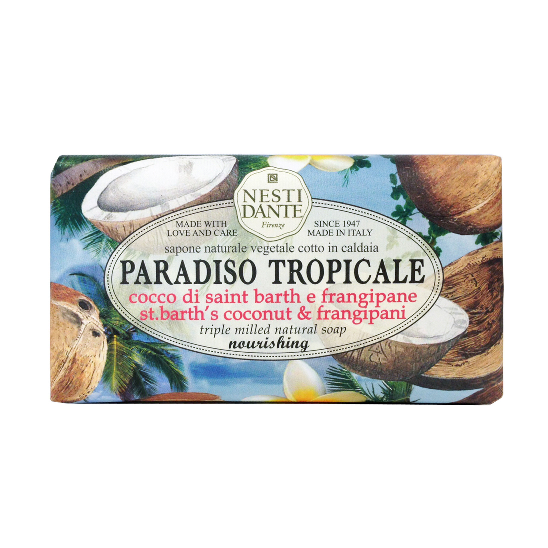 Paradiso Tropicale - Cocco Di St. Barth & Frangipane, Azzurro, large image number 0
