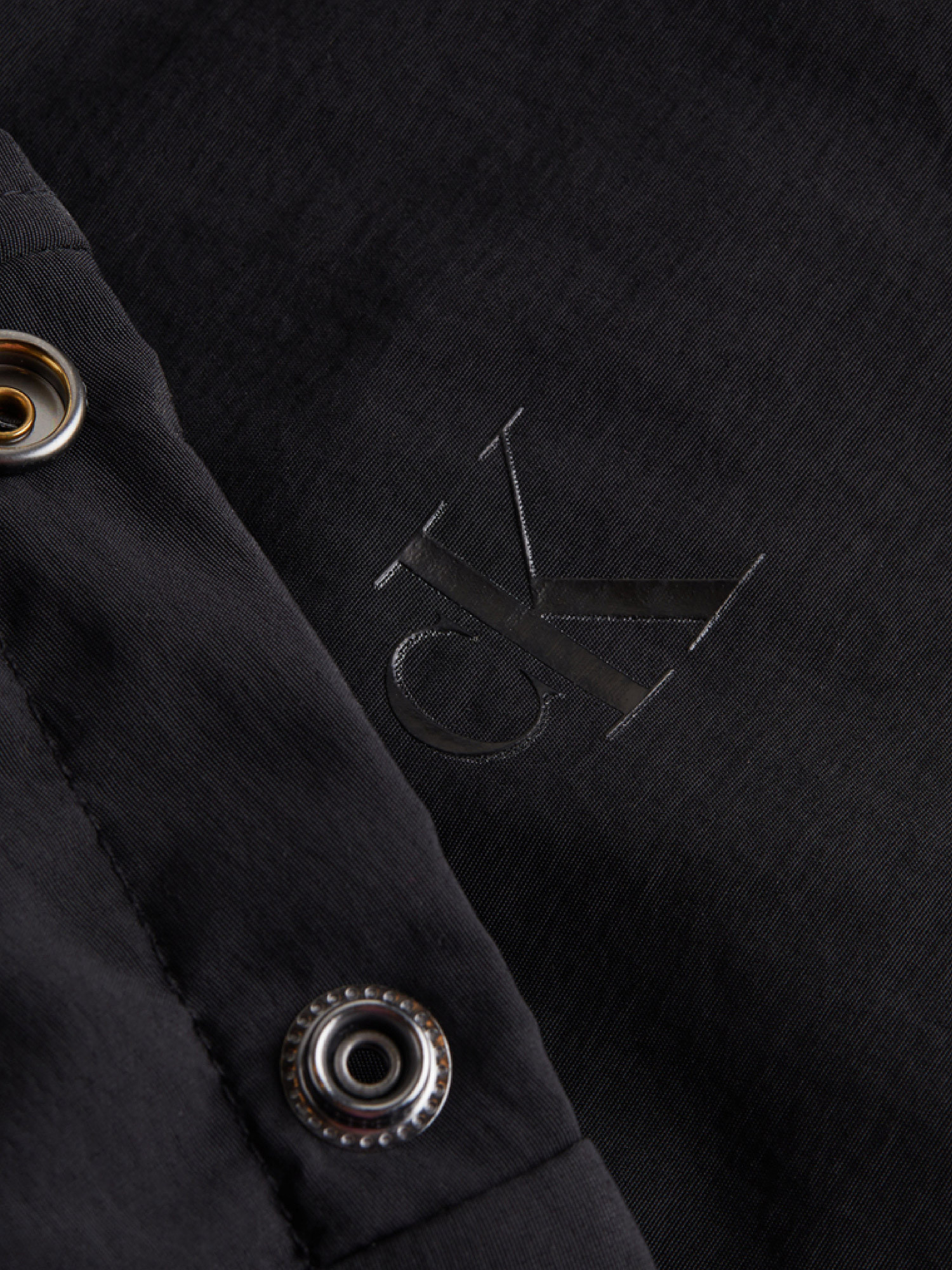 Giacca con cappuccio e zip, Nero, large image number 2