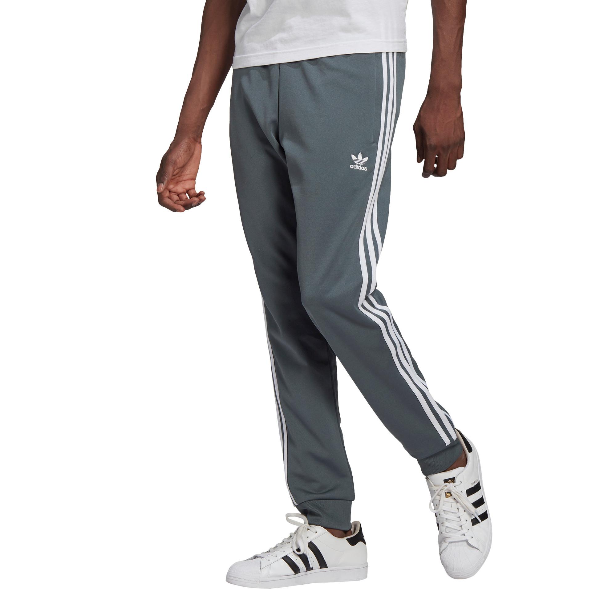 Pantaloni tuta Adicolor Classics Primeblue SST, Blu, large image number 2