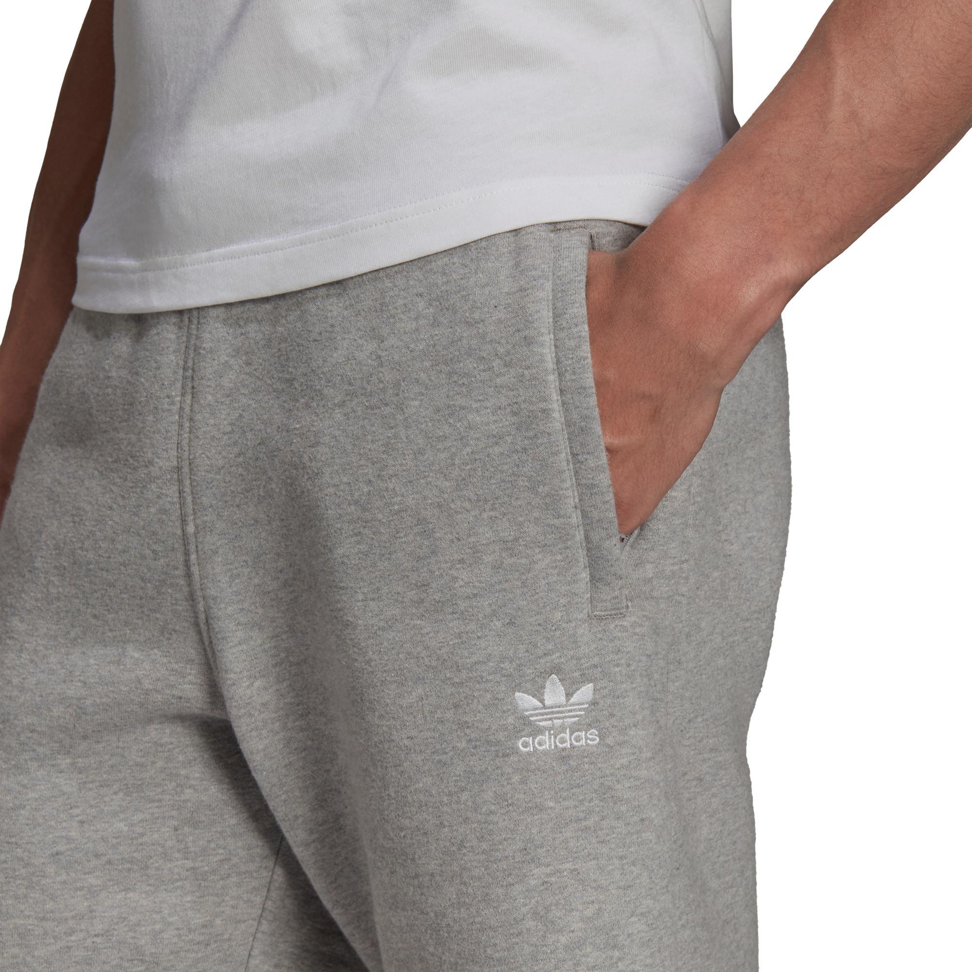 Shorts adicolor Essentials Trefoil, Grigio, large image number 4