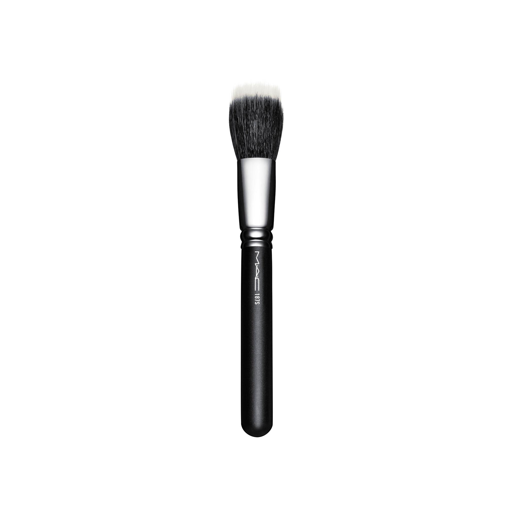 Brush - 130S Short Duo Fibre, Nero, large image number 0