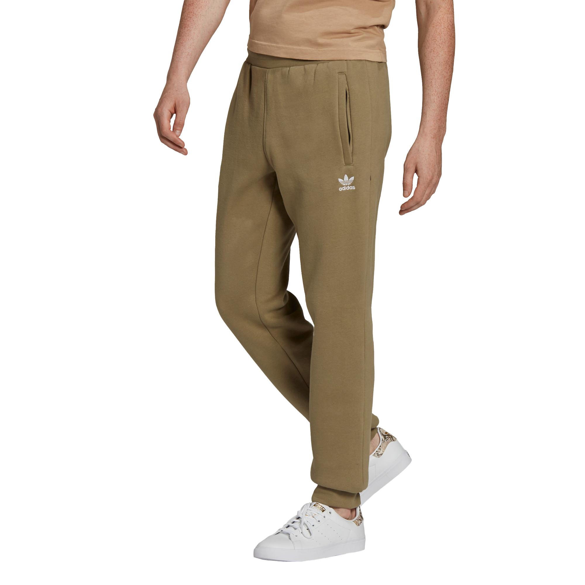 Pantaloni adicolor Essentials Trefoil, Verde, large image number 2