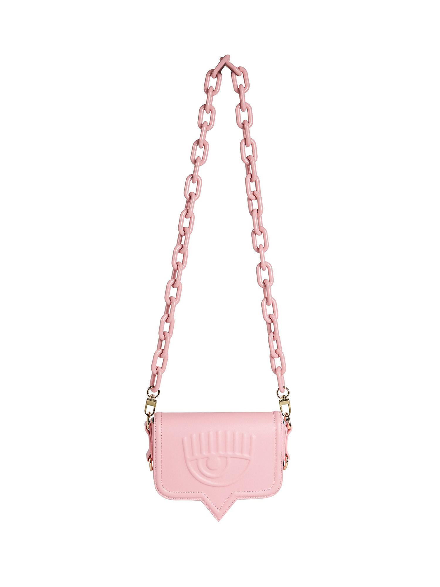 Small Eyelike Bag, Rosa, large image number 0