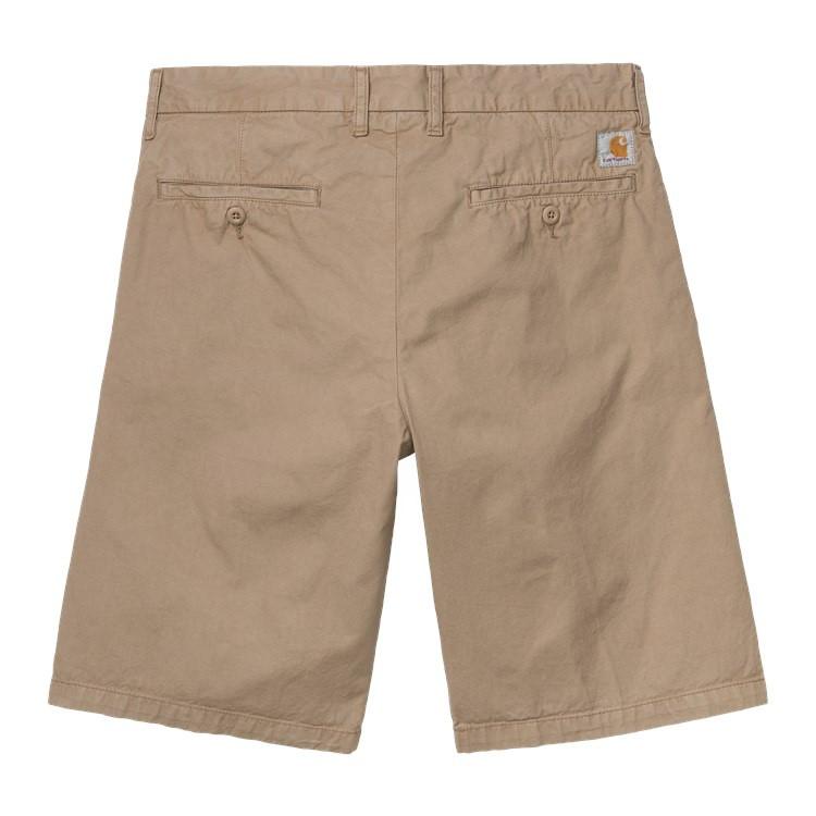 Shorts Johnson, Marrone, large image number 1