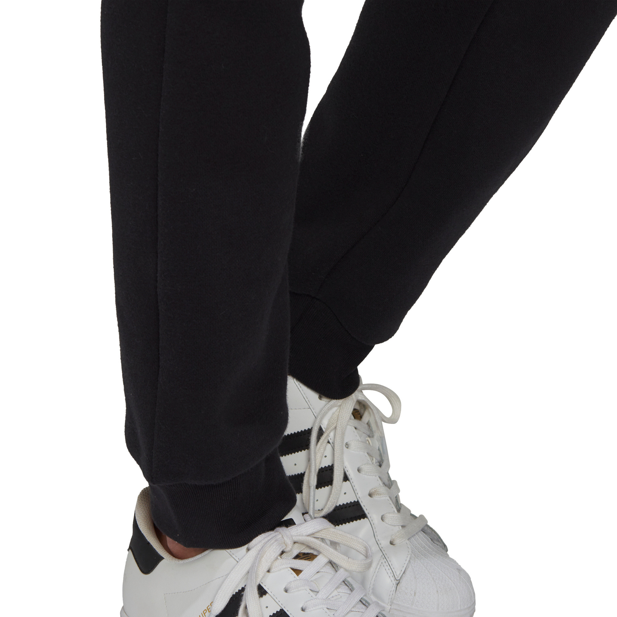 Pantaloni adicolor Essentials Trefoil, Nero, large image number 3