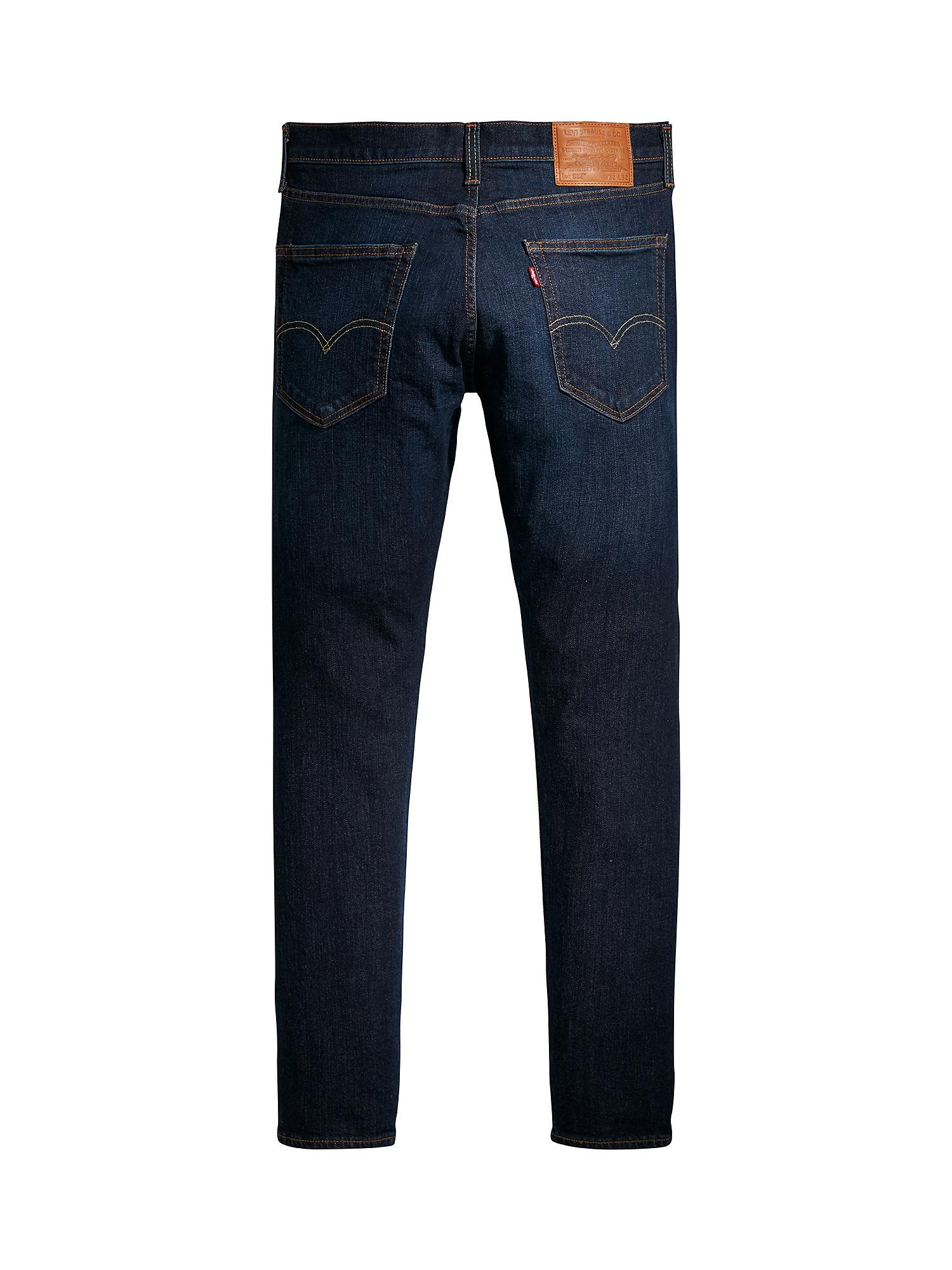 Jeans 5 tasche 512 Slim Taper, Denim, large image number 8