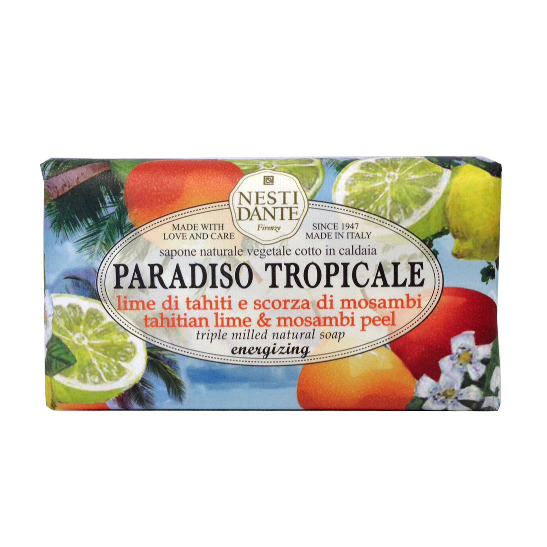 Paradiso Tropicale - Lime & Mosambi, Giallo, large image number 0