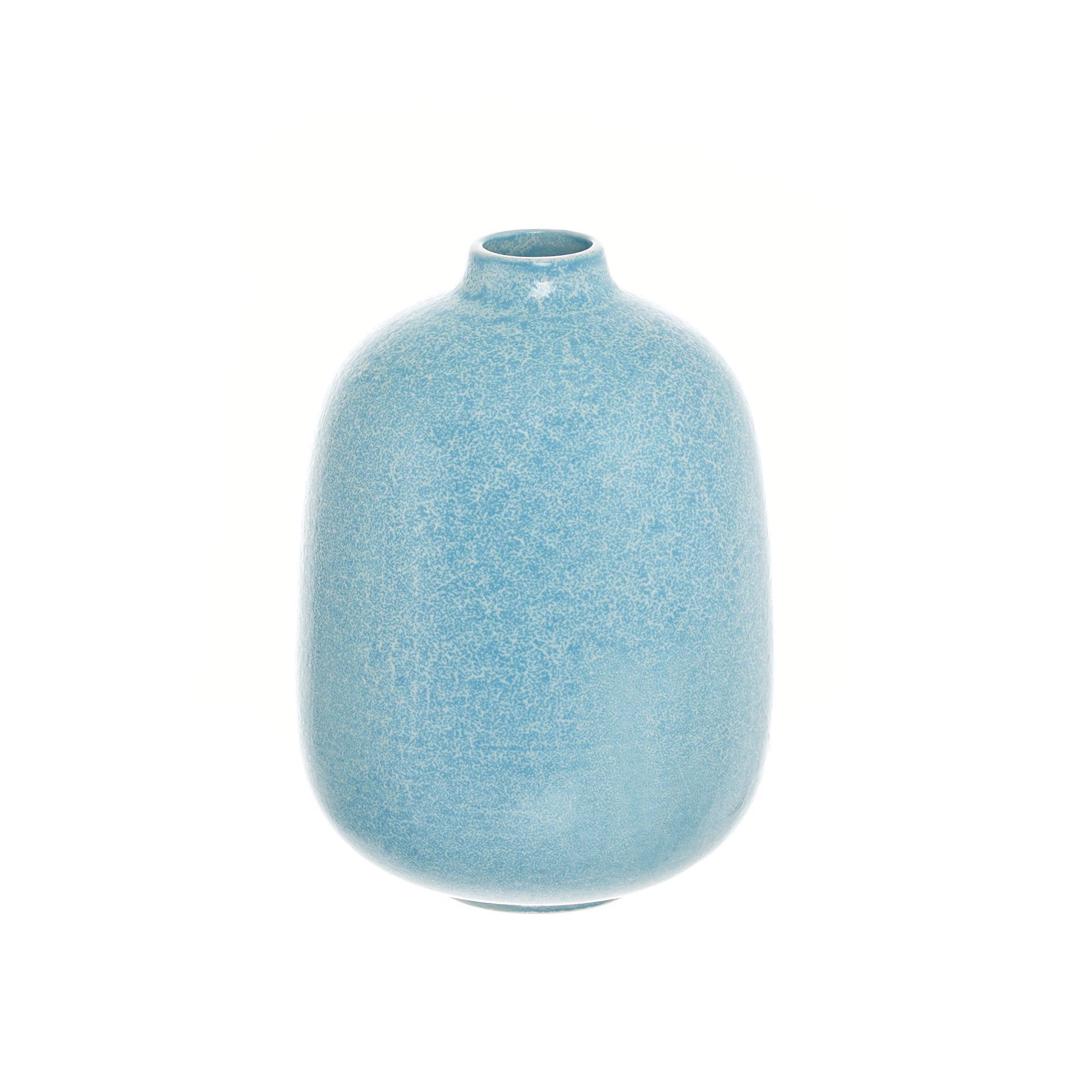 Vaso ceramica artigianale portoghese, Trasparente, large image number 0