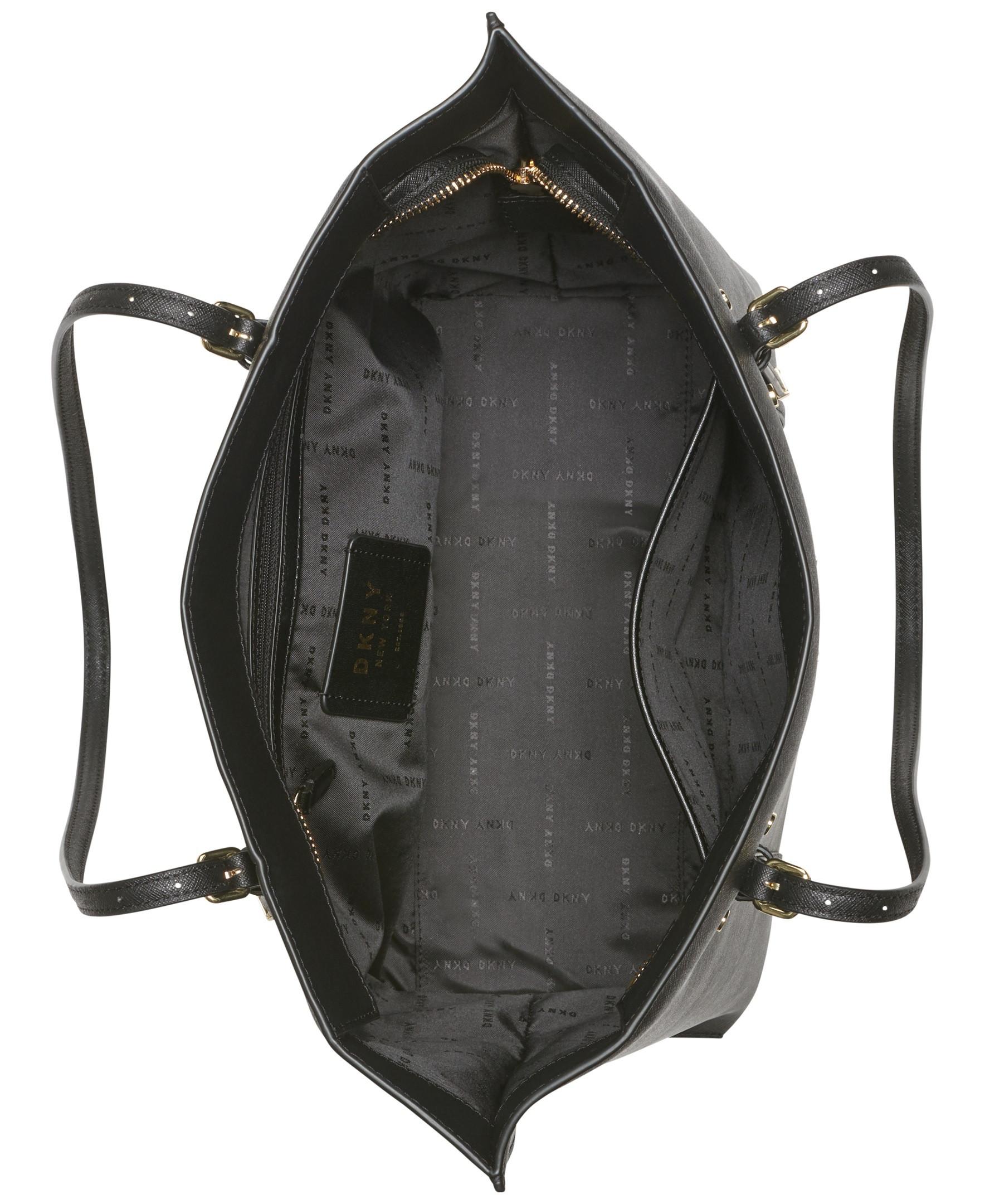 Tote bag, Nero/Oro, large image number 3