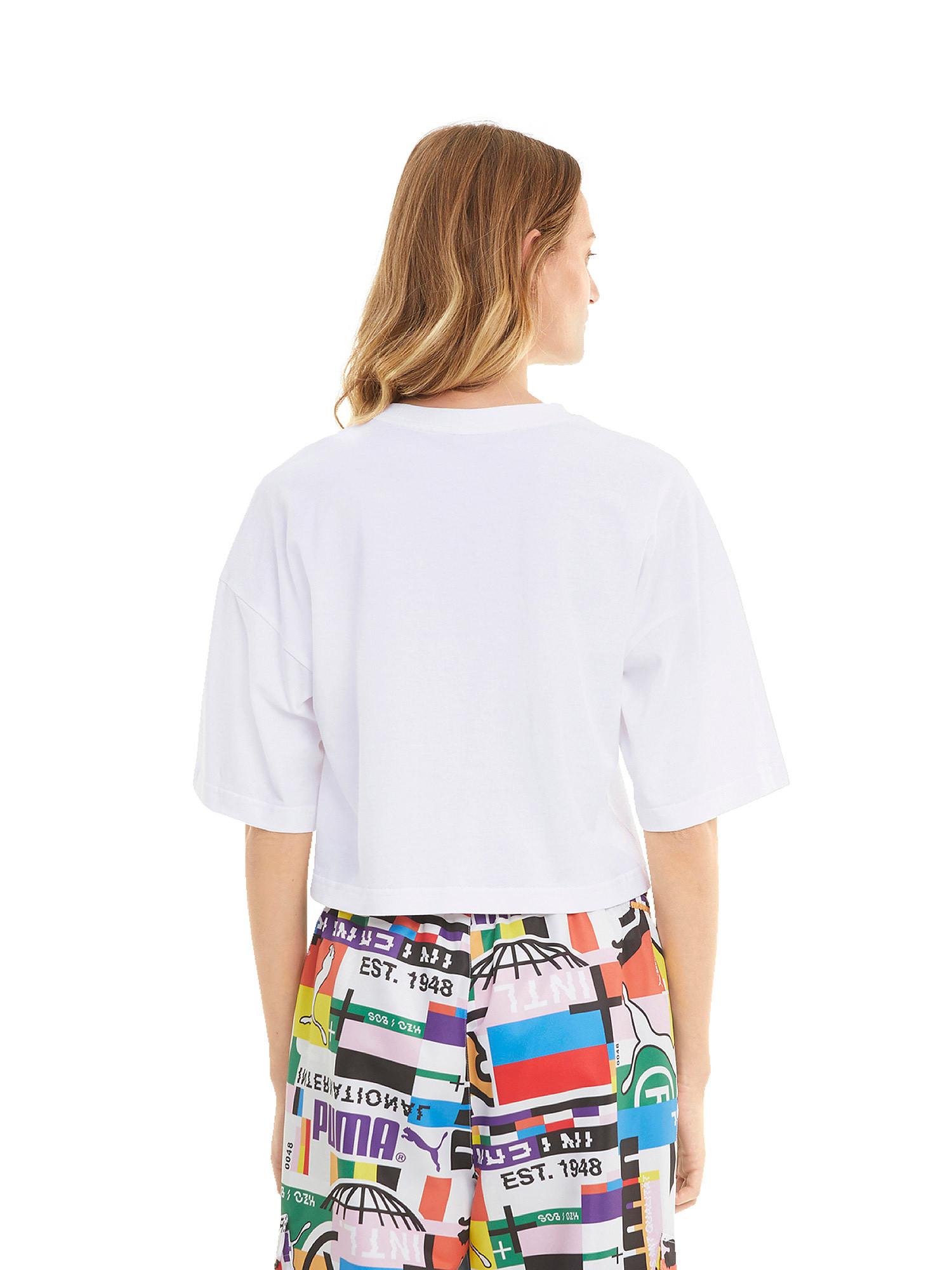 T-shirt donna, Multicolor, large image number 5