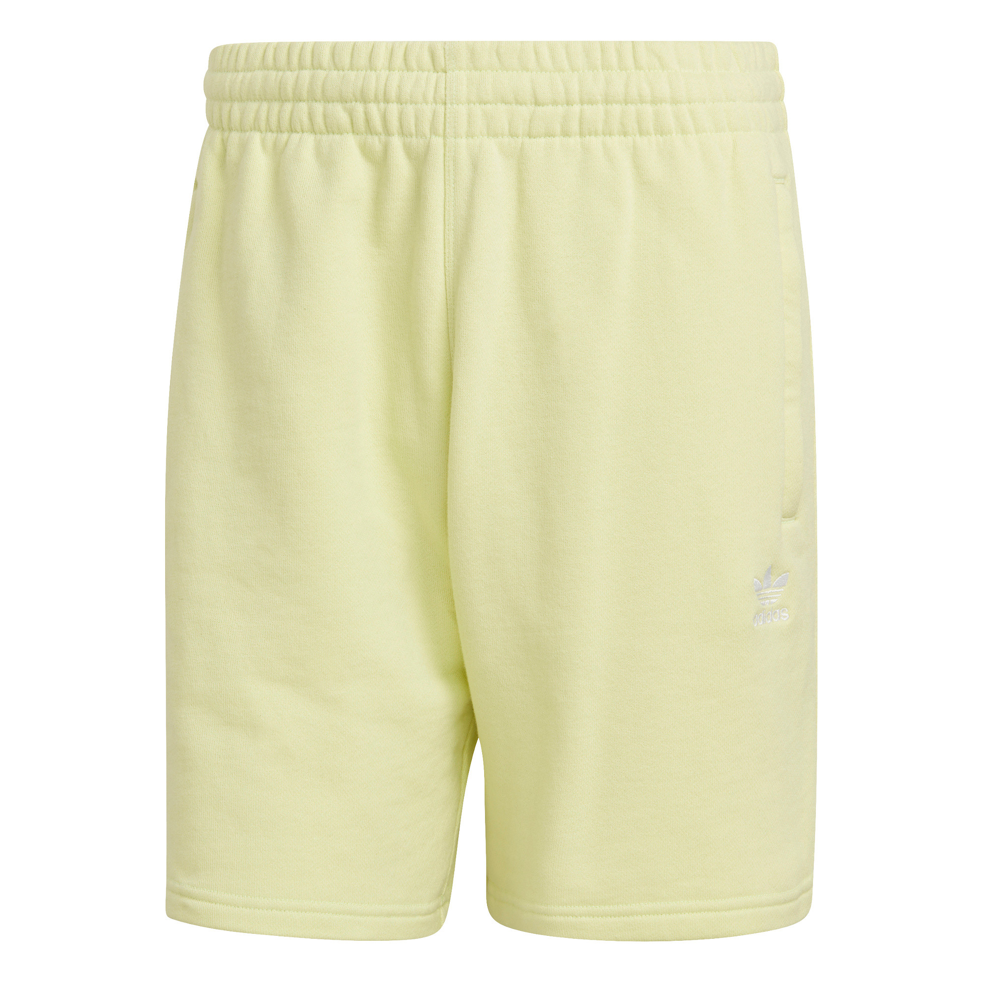 Short loungewear trefoil essentials, Giallo, large image number 0