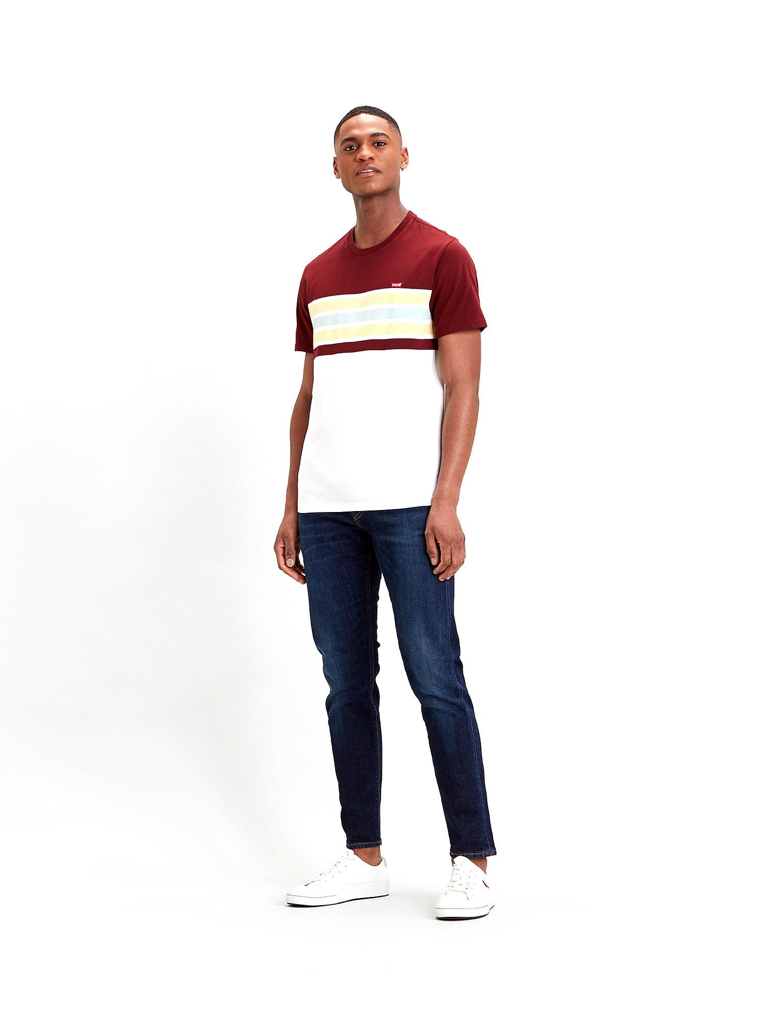 Jeans 5 tasche 512 Slim Taper, Denim, large image number 6