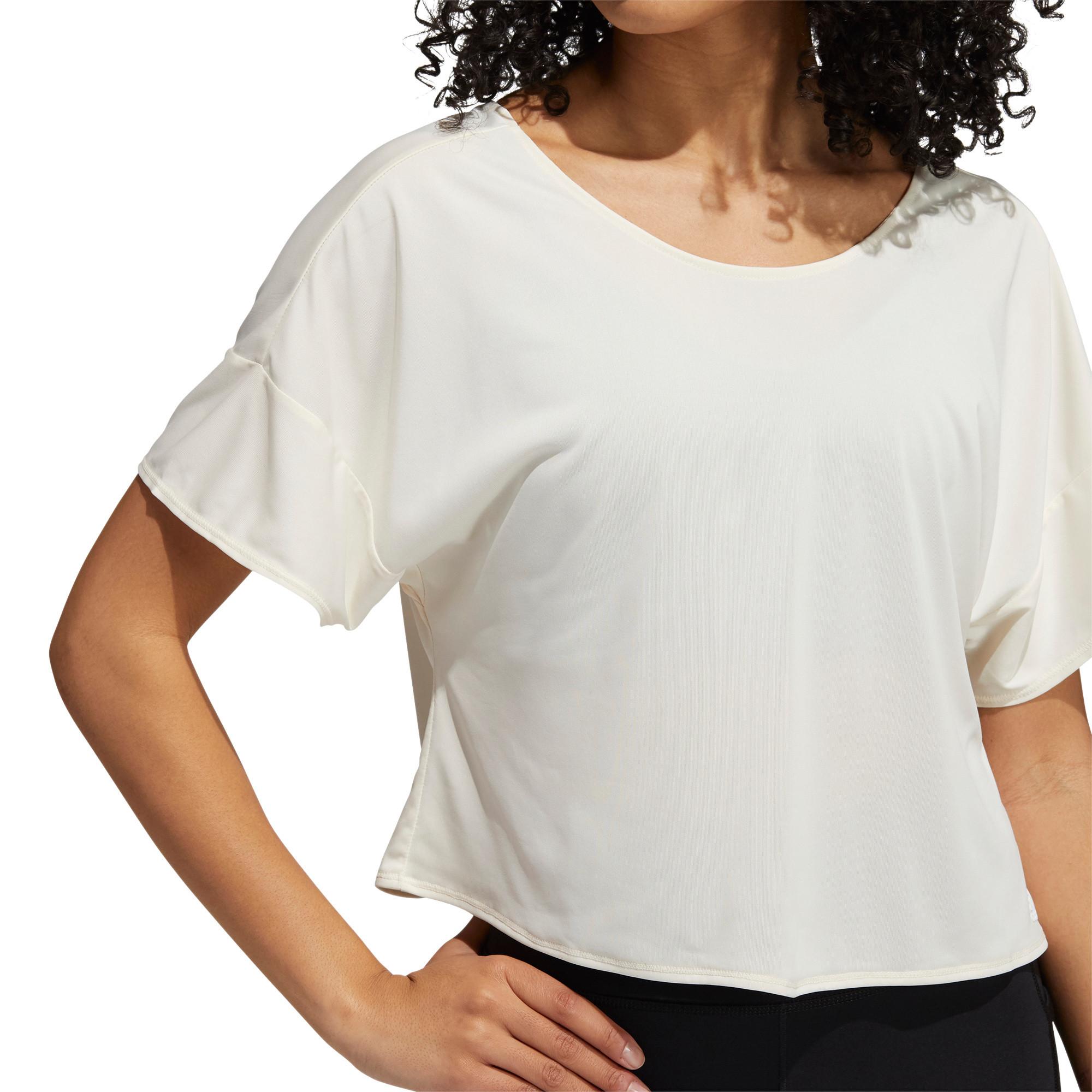 T-shirt Primeblue, Bianco, large image number 4