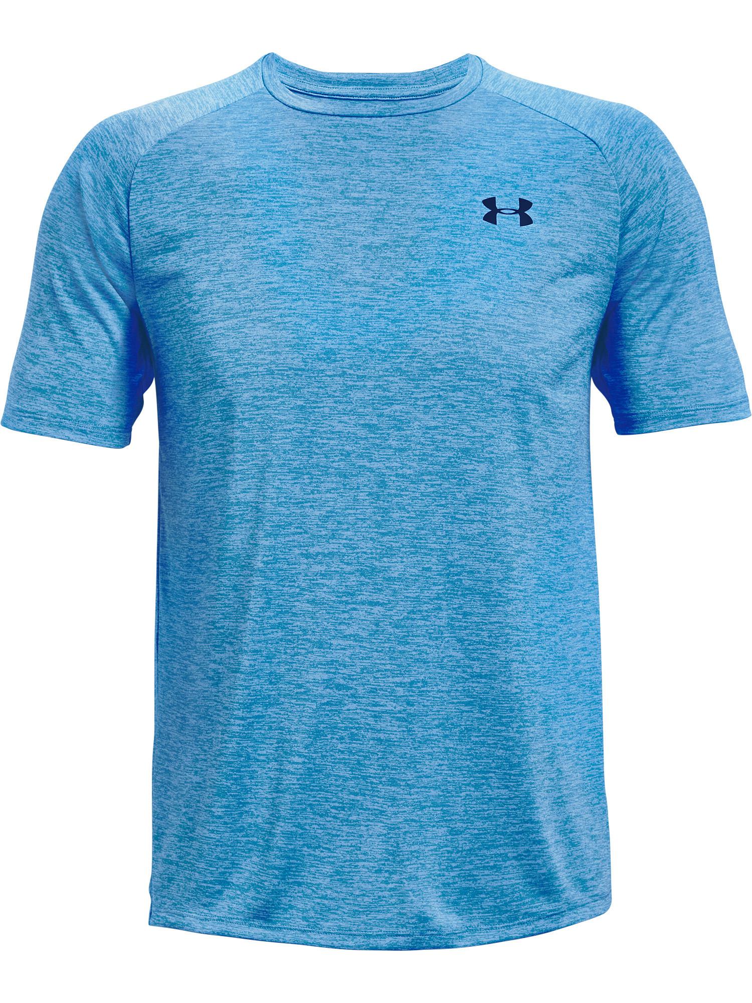 T-shirt a manica corta Tech, Blu, large image number 0