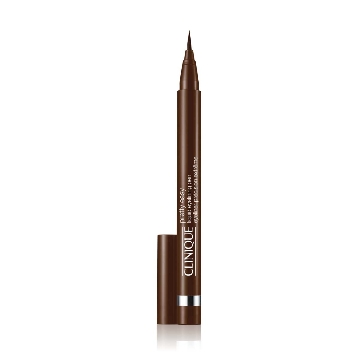 Clinique pretty easy liquid eyelining pen - 02 brown, 02 BROWN, large image number 0