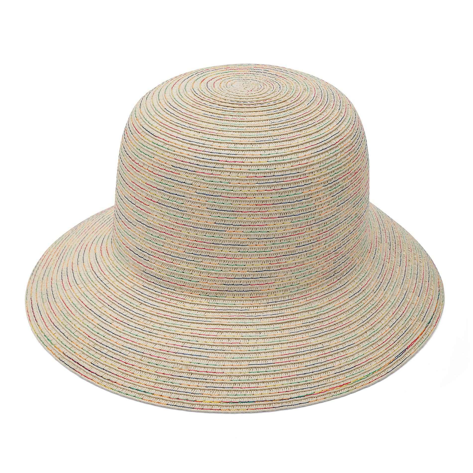Cappello multicolore Koan, Beige chiaro, large image number 0