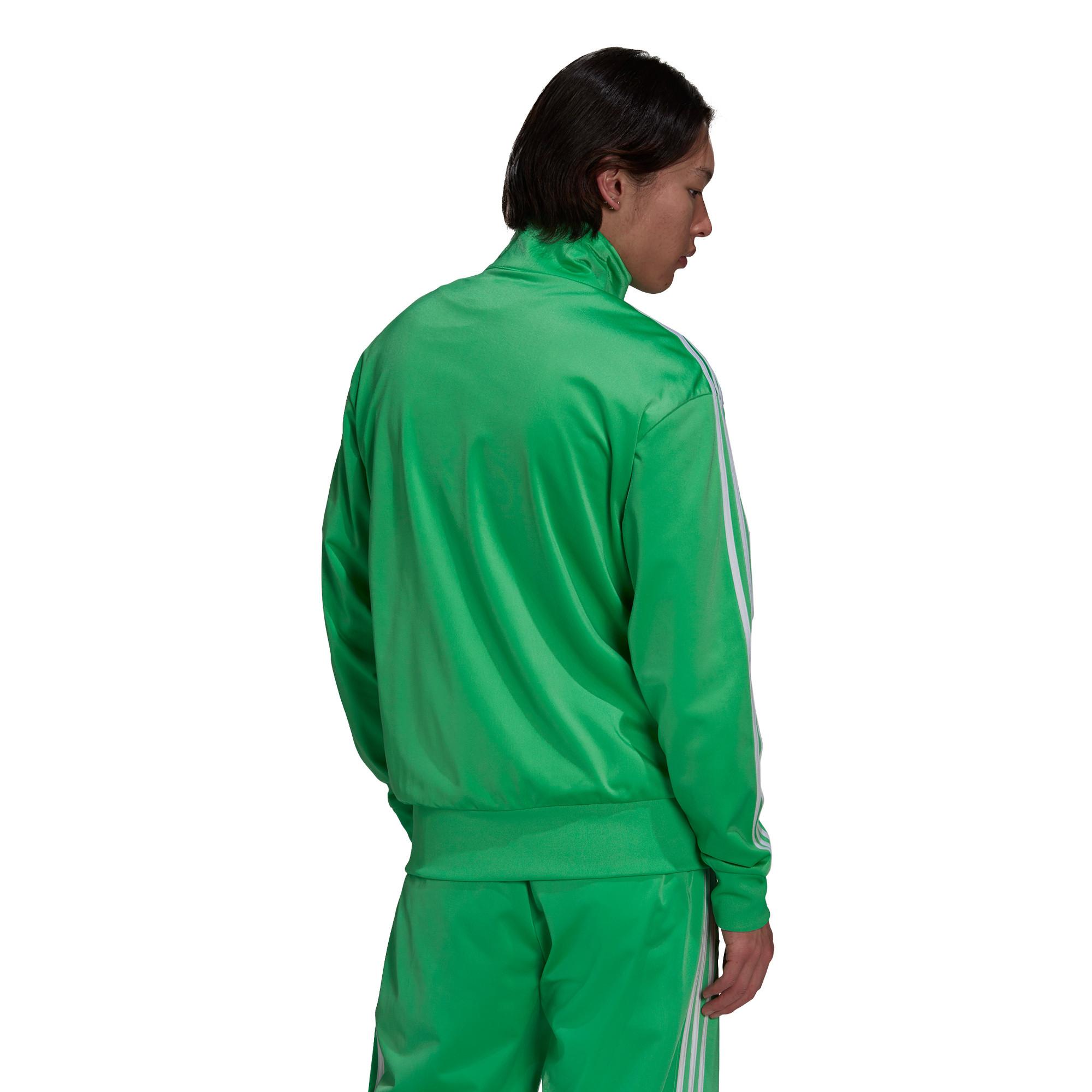 Giacca tuta uomo adicolor Classics Firebird, Verde, large image number 0