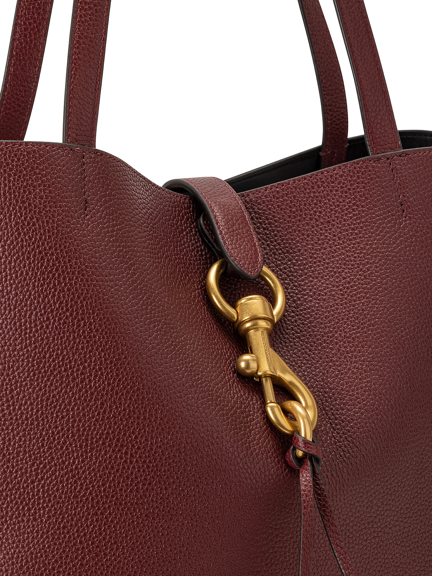 Megan Tote, Rosso ciliegia, large image number 2